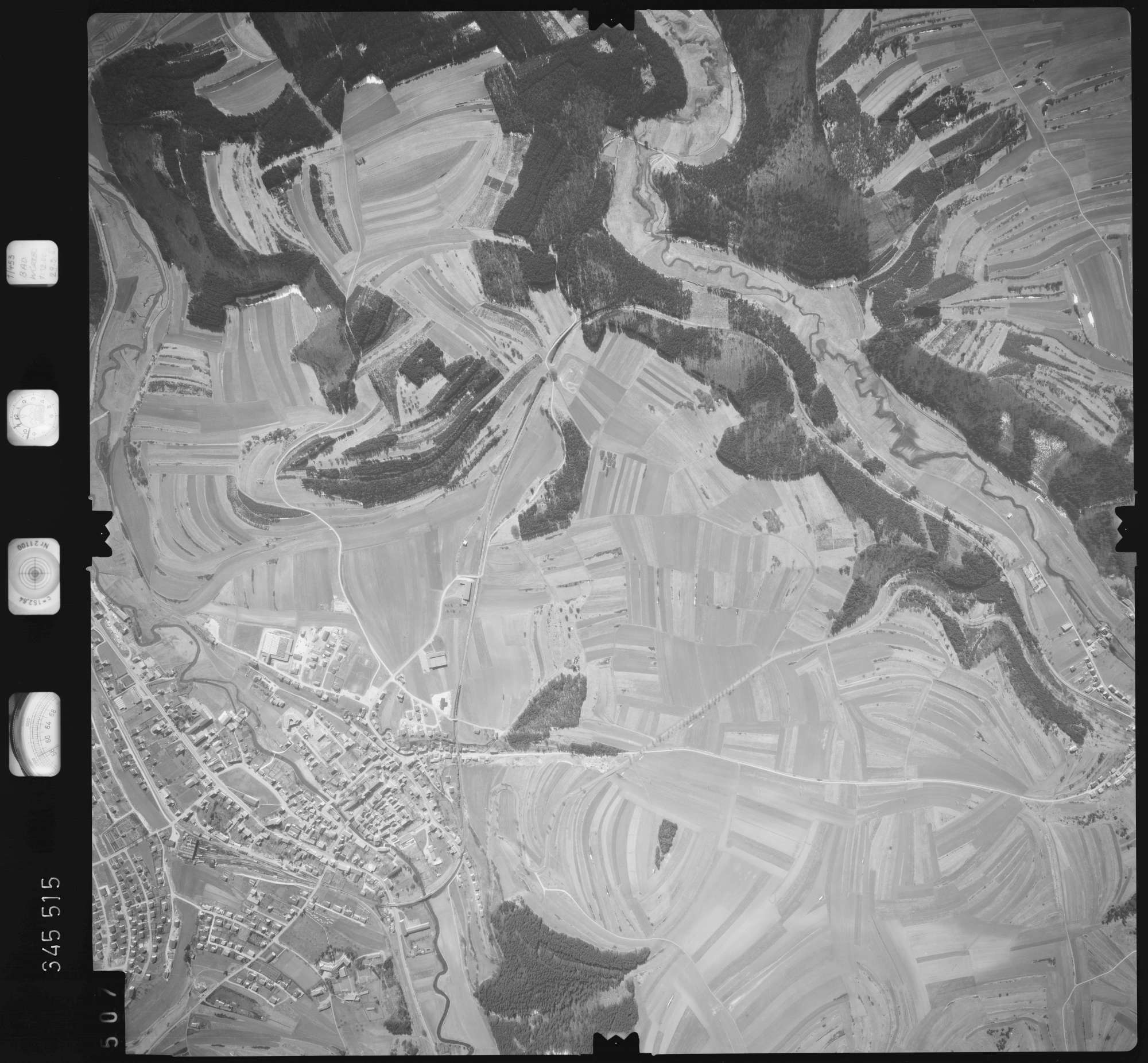Luftbild: Film 46 Bildnr. 507, Bild 1