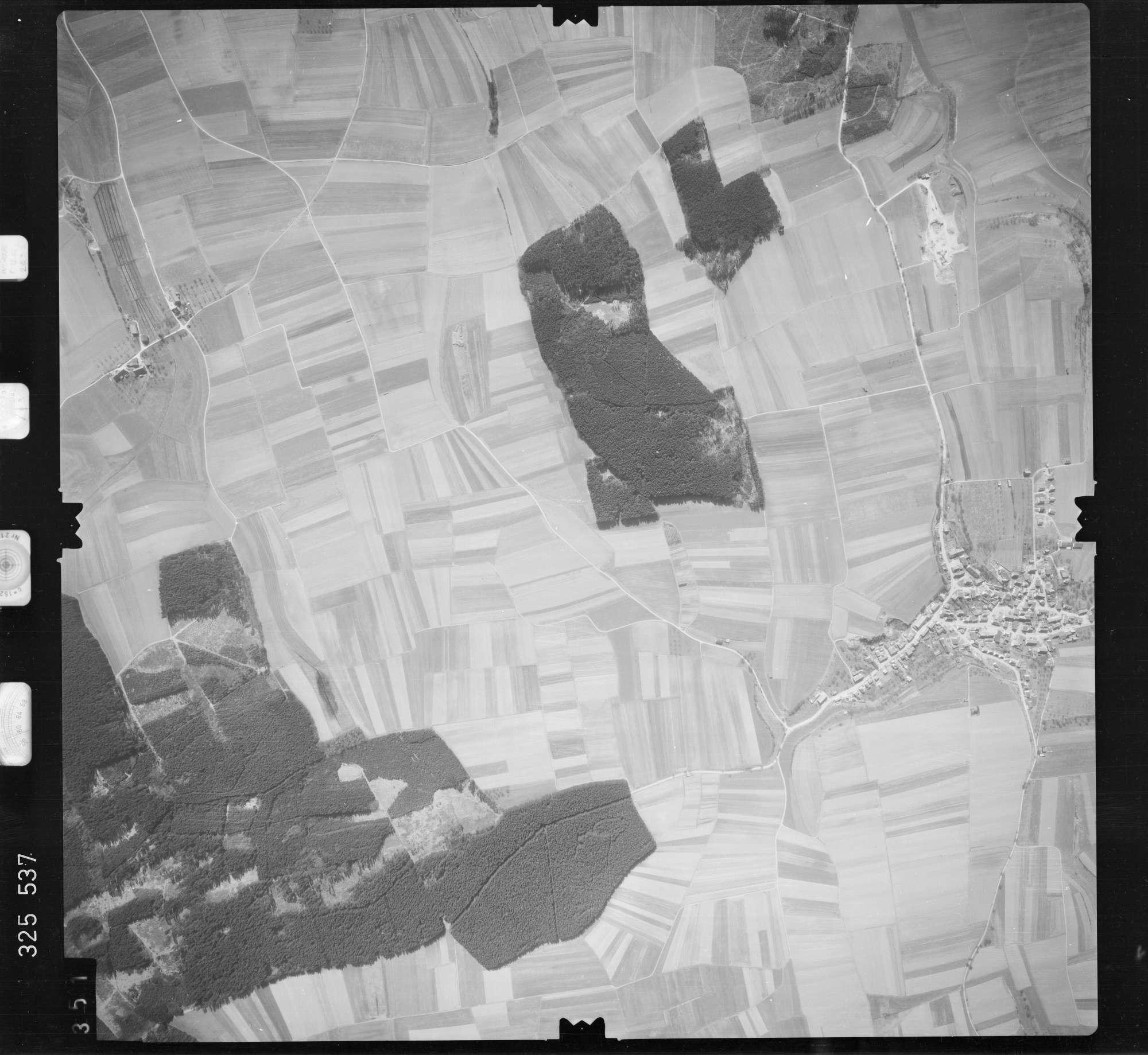 Luftbild: Film 52 Bildnr. 351, Bild 1