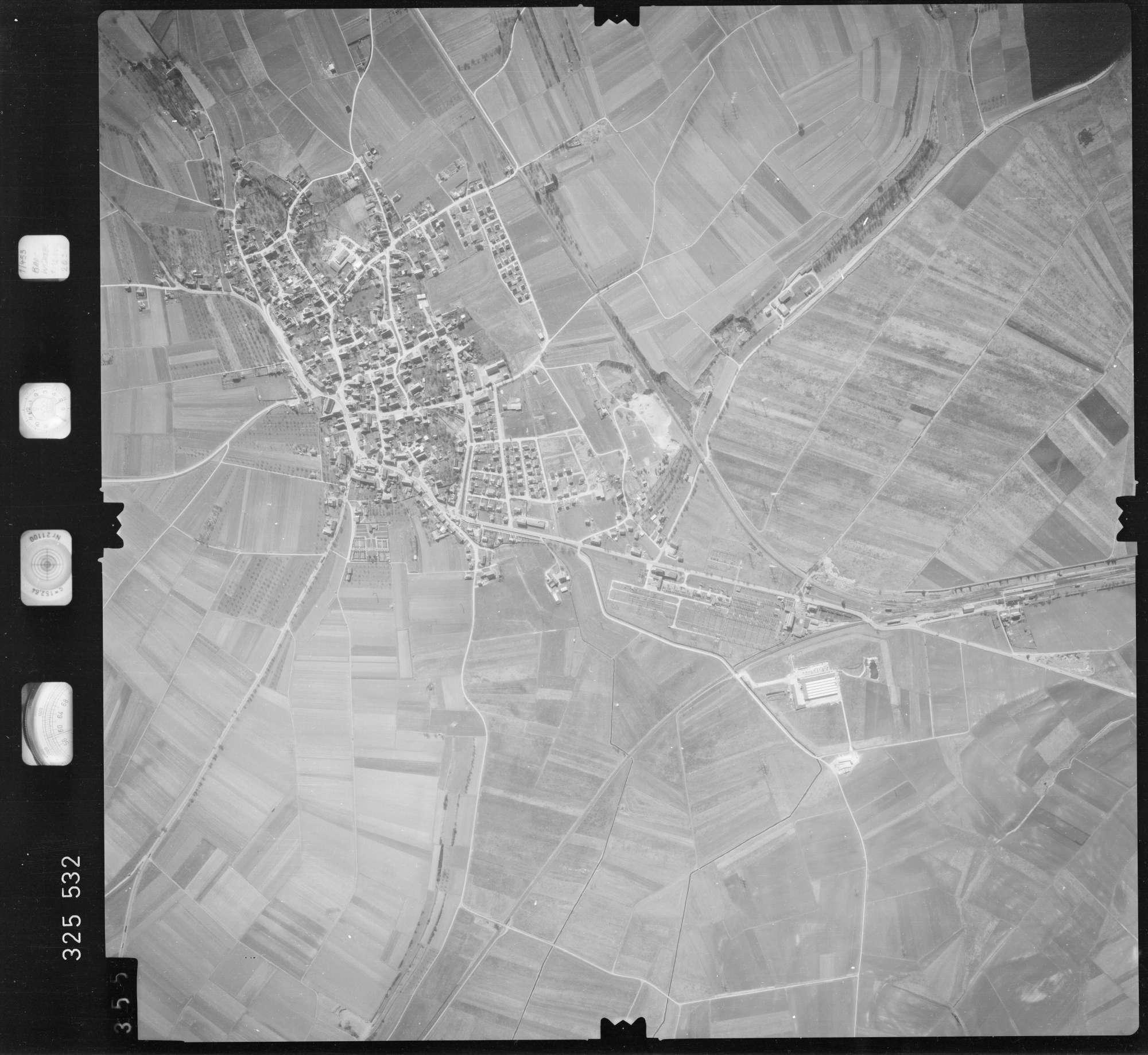 Luftbild: Film 52 Bildnr. 355, Bild 1