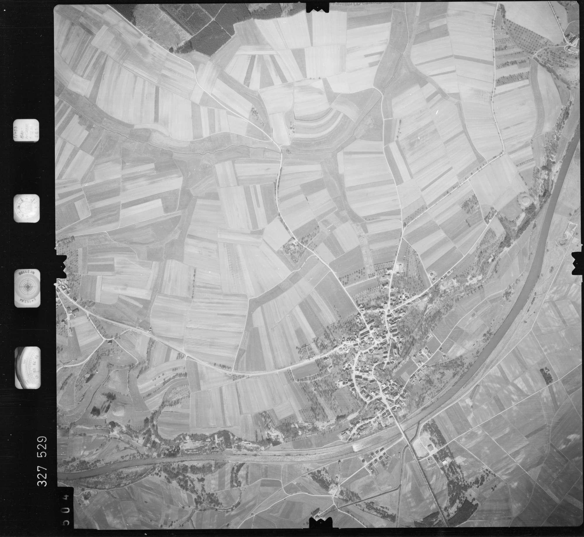 Luftbild: Film 52 Bildnr. 504, Bild 1