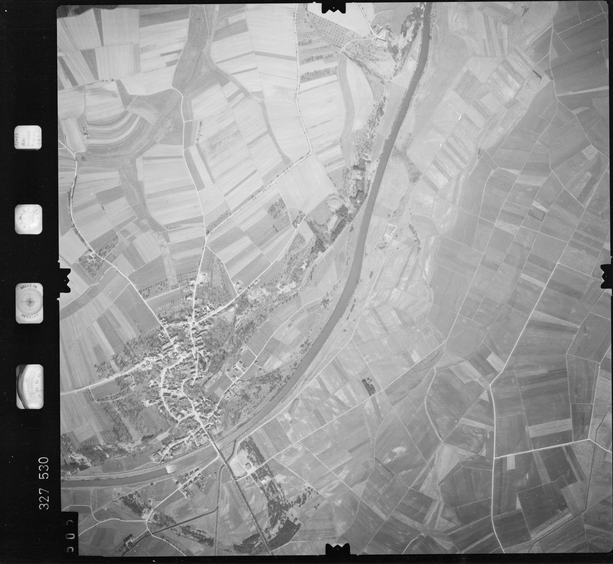 Luftbild: Film 52 Bildnr. 505, Bild 1