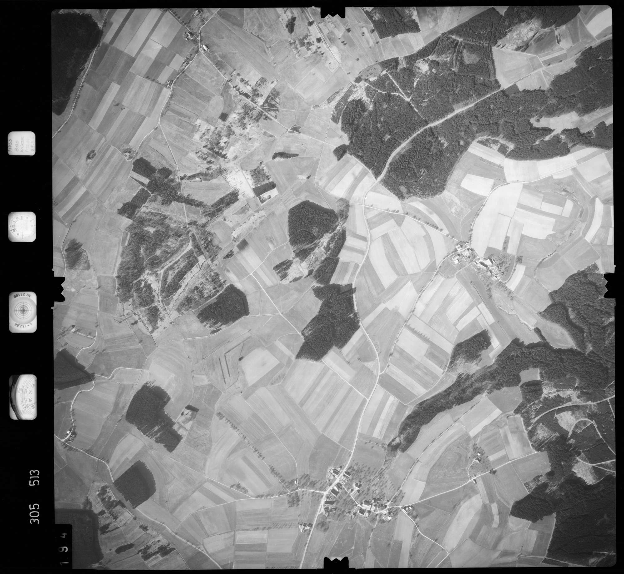 Luftbild: Film 61 Bildnr. 194, Bild 1