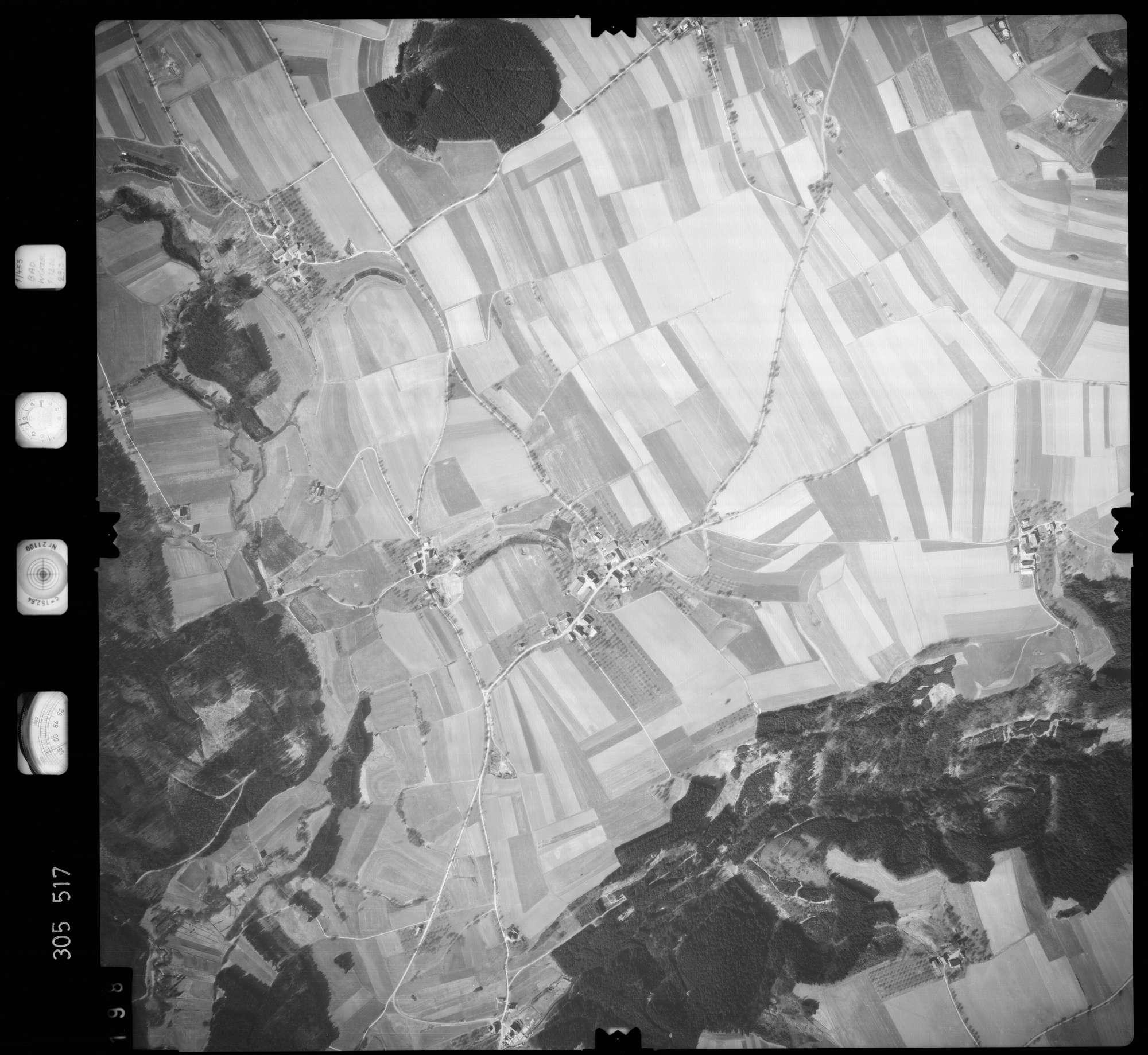 Luftbild: Film 61 Bildnr. 198, Bild 1