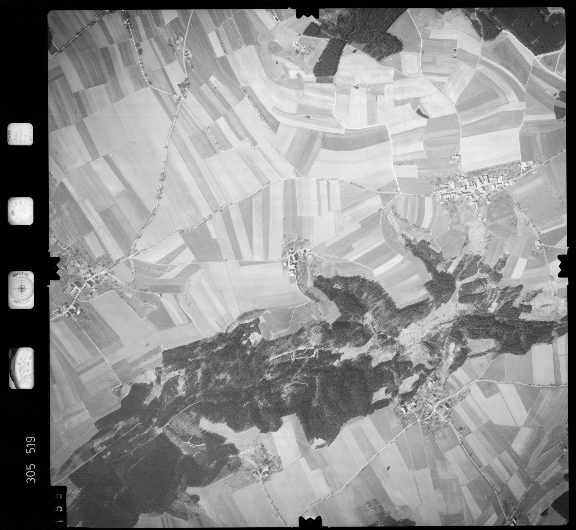 Luftbild: Film 61 Bildnr. 199, Bild 1