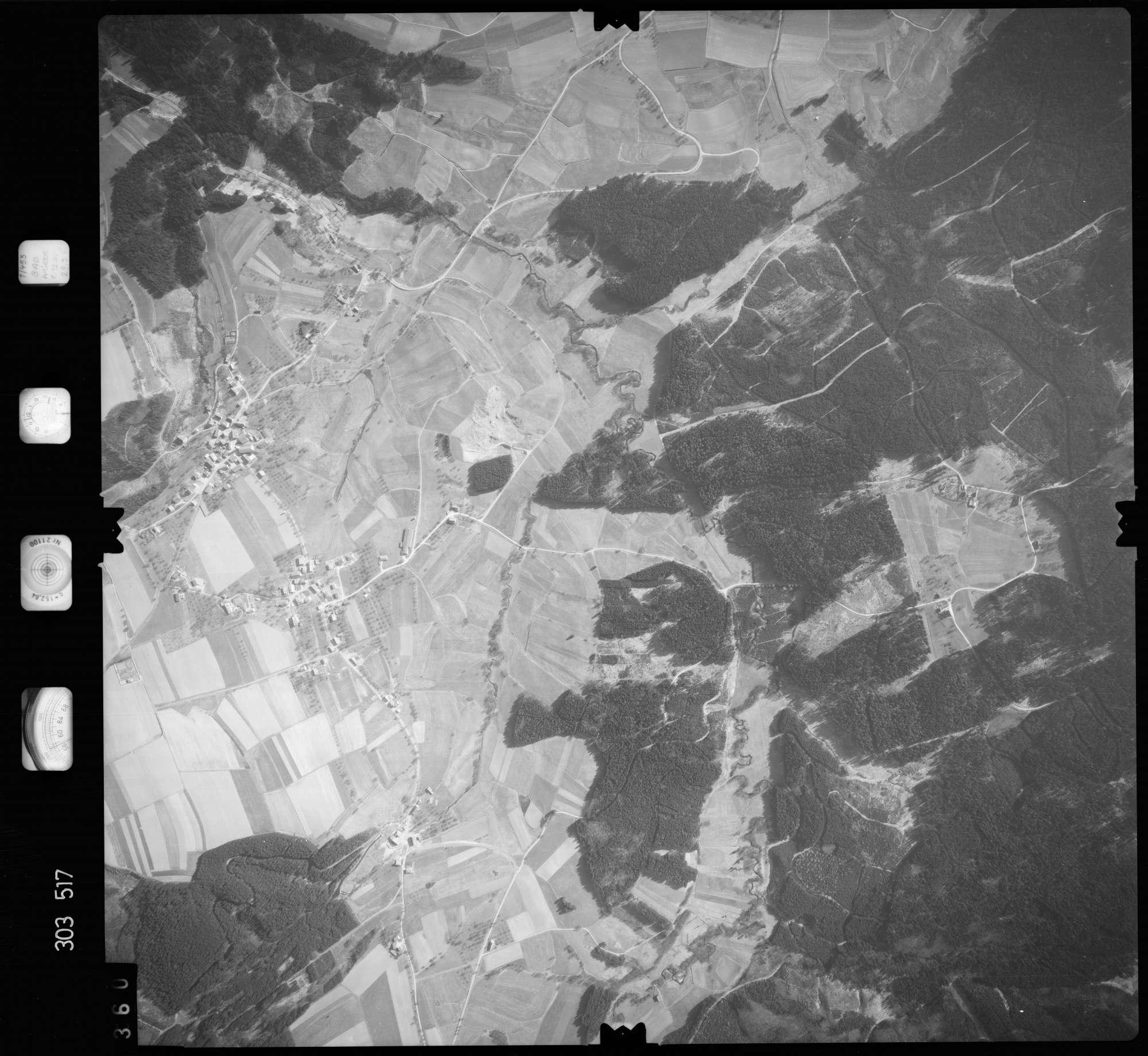 Luftbild: Film 64 Bildnr. 360, Bild 1