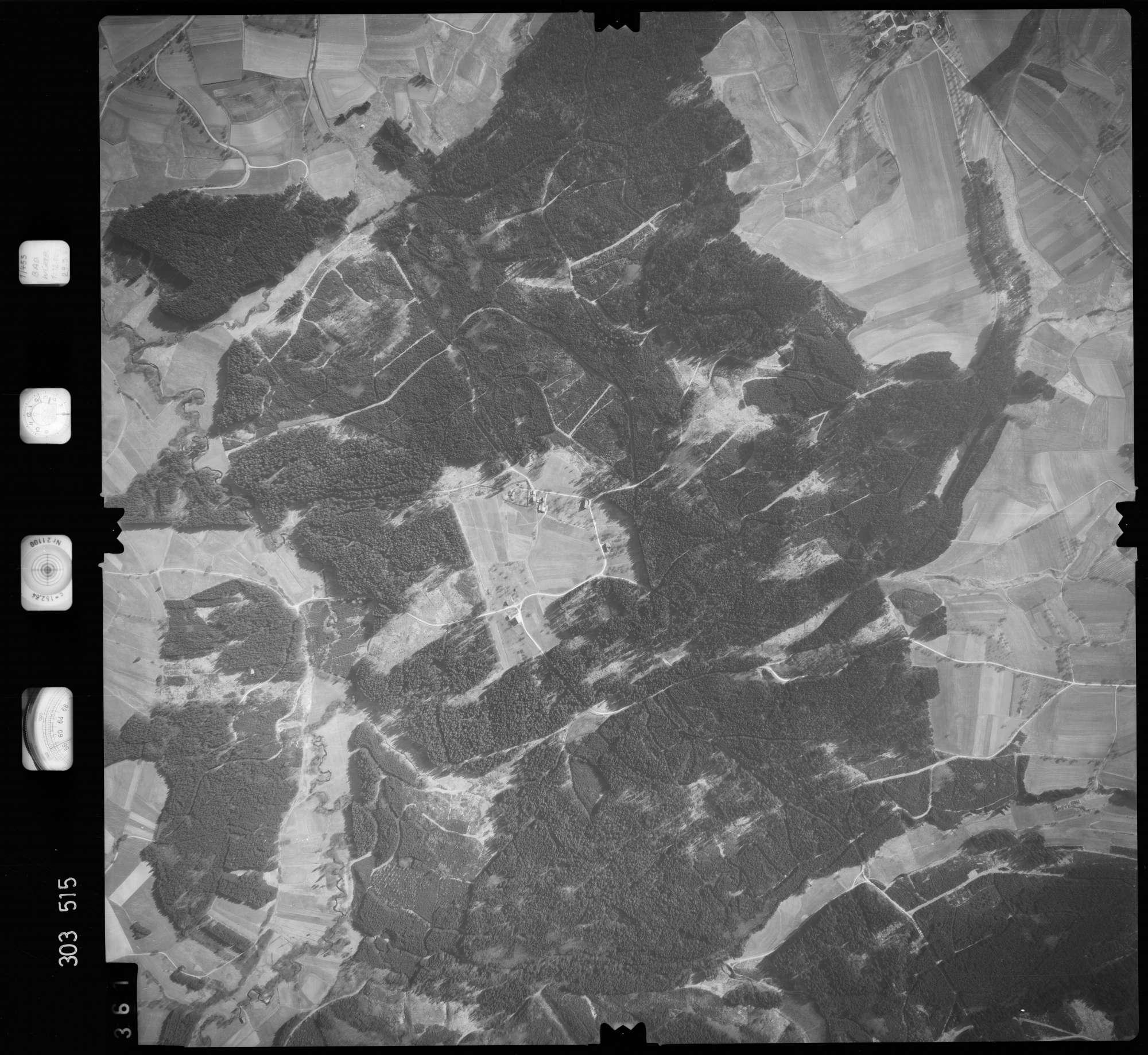 Luftbild: Film 64 Bildnr. 361, Bild 1