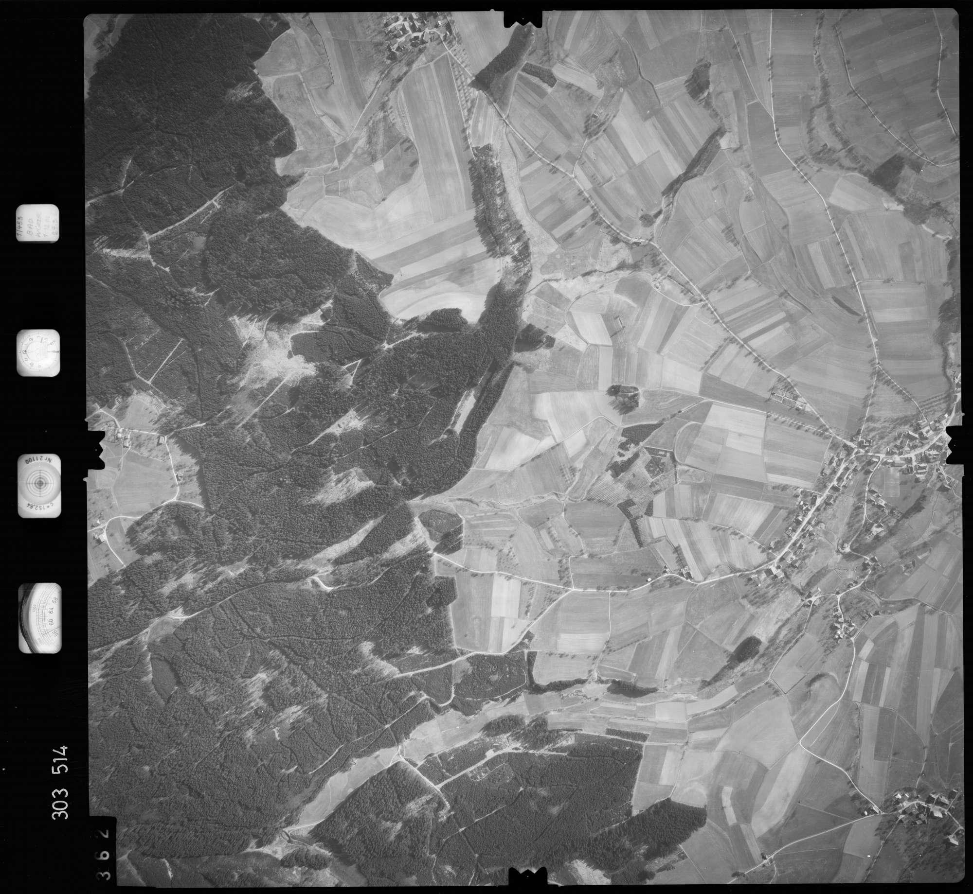 Luftbild: Film 64 Bildnr. 362, Bild 1