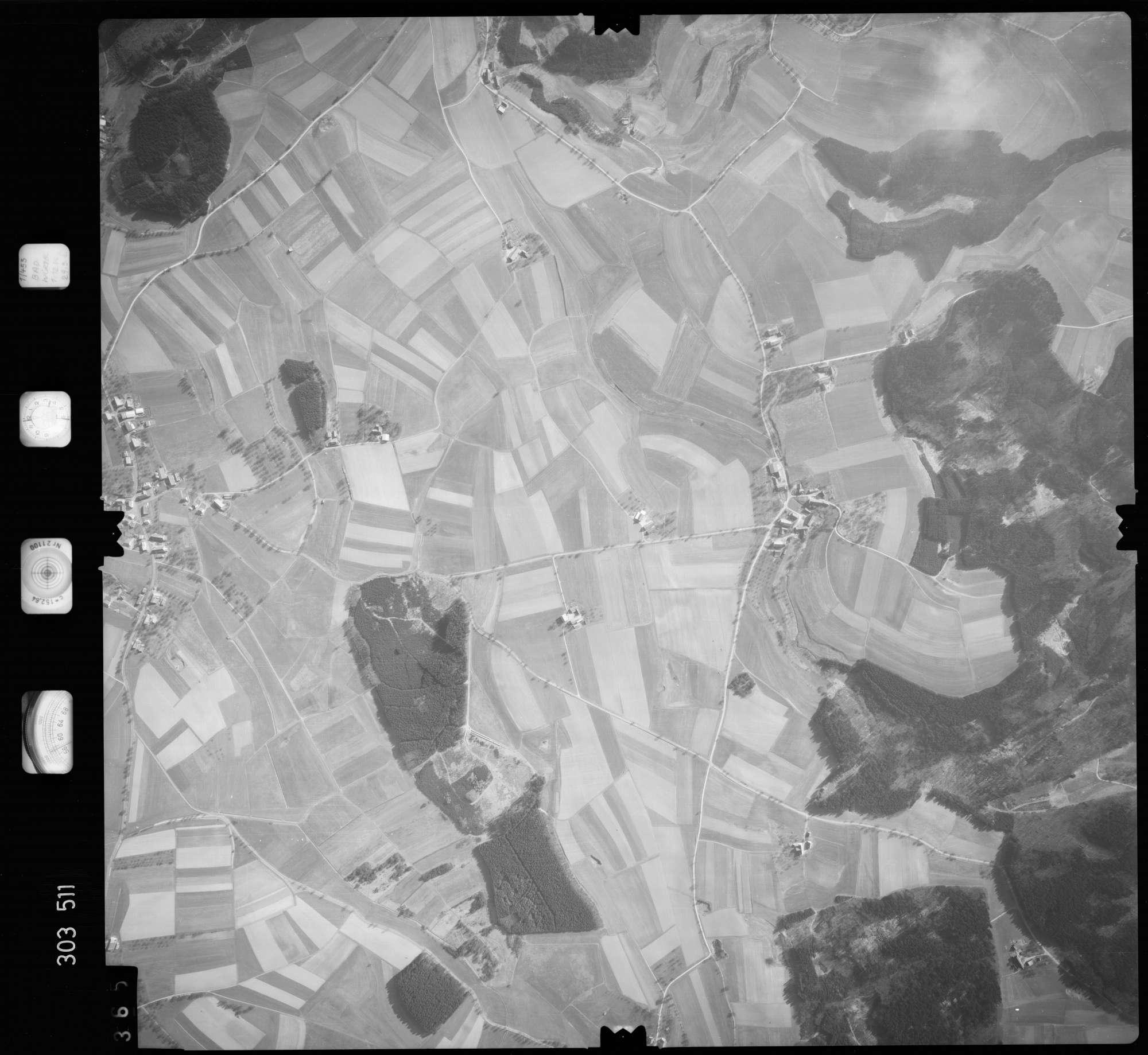 Luftbild: Film 64 Bildnr. 365, Bild 1