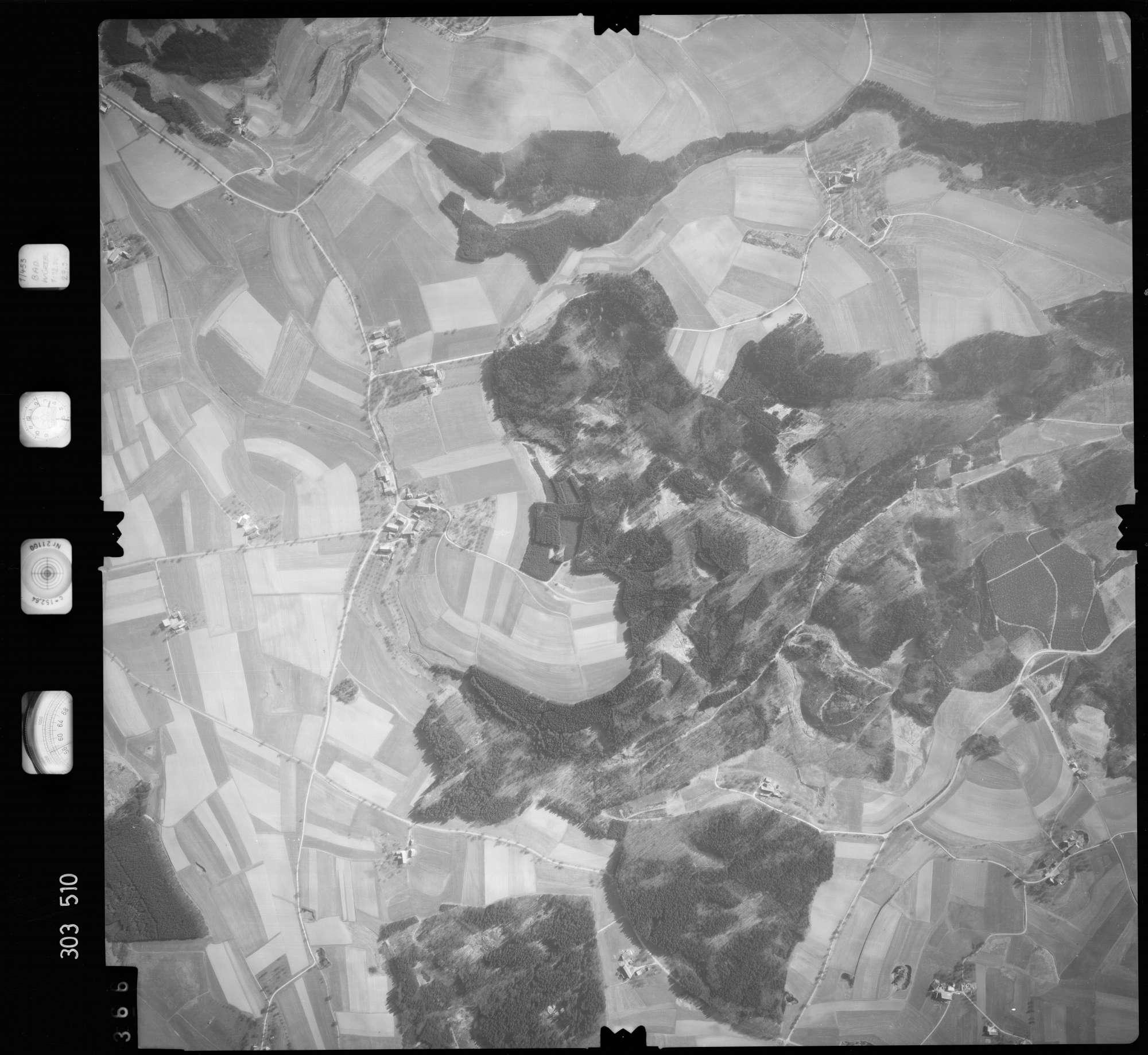 Luftbild: Film 64 Bildnr. 366, Bild 1