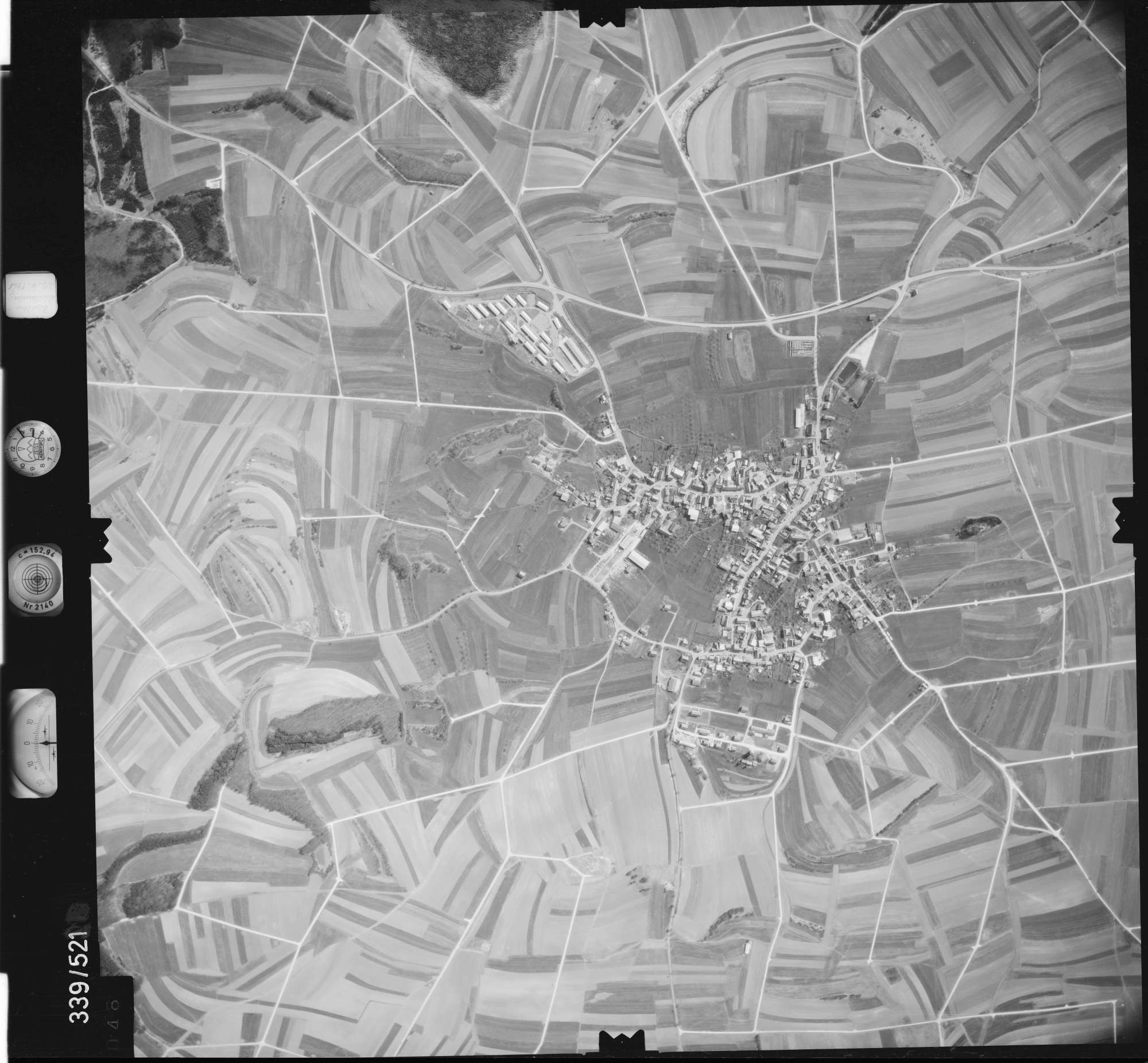 Luftbild: Film 18 Bildnr. 46, Bild 1