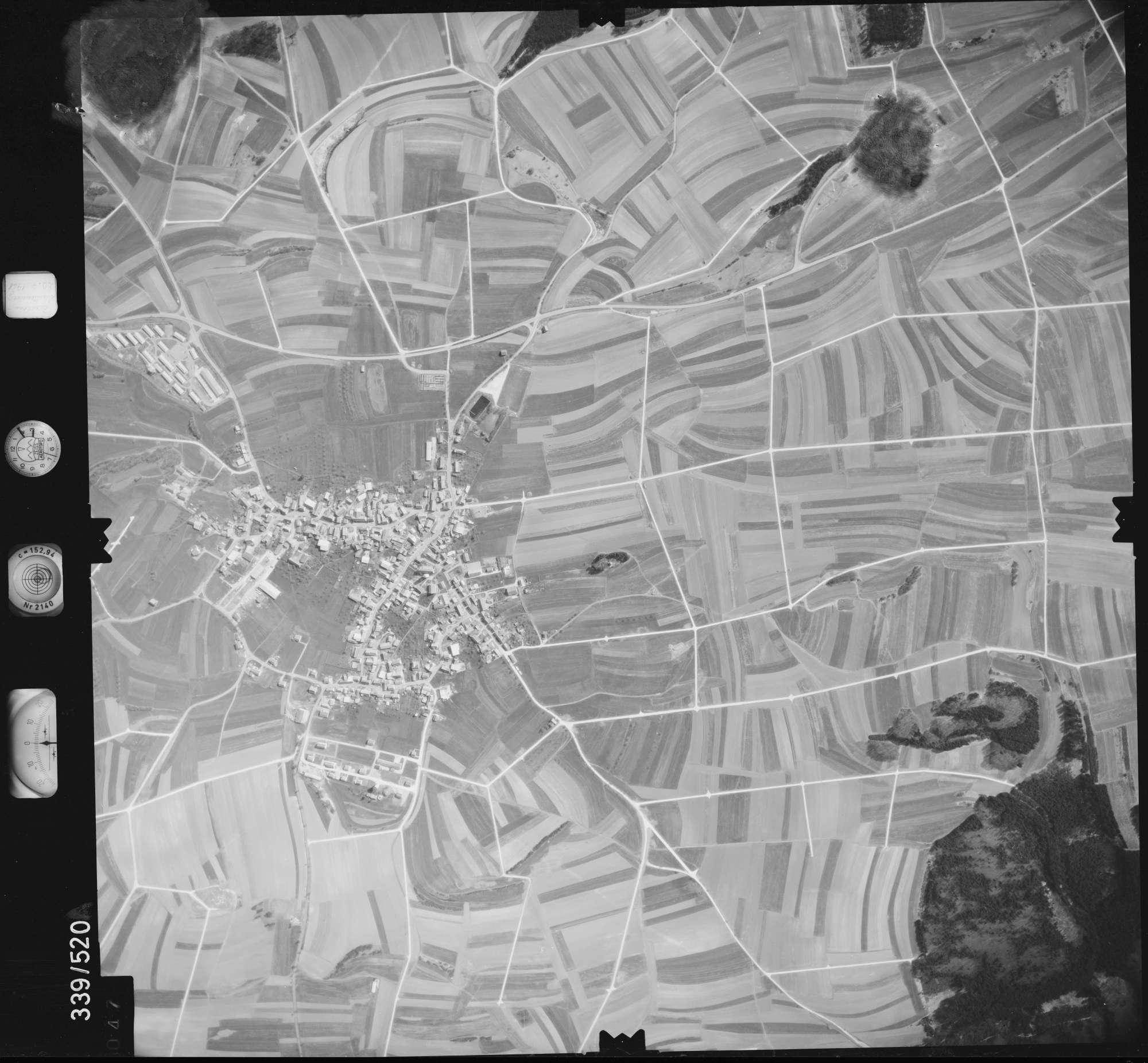 Luftbild: Film 18 Bildnr. 47, Bild 1