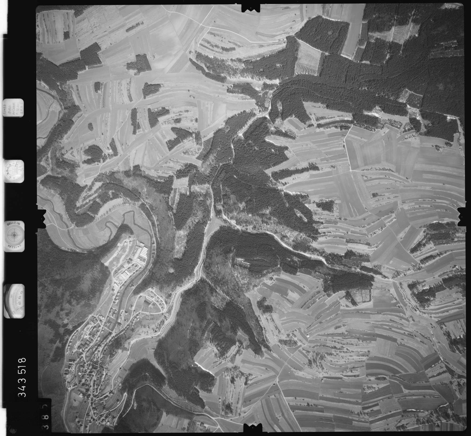 Luftbild: Film 46 Bildnr. 385, Bild 1