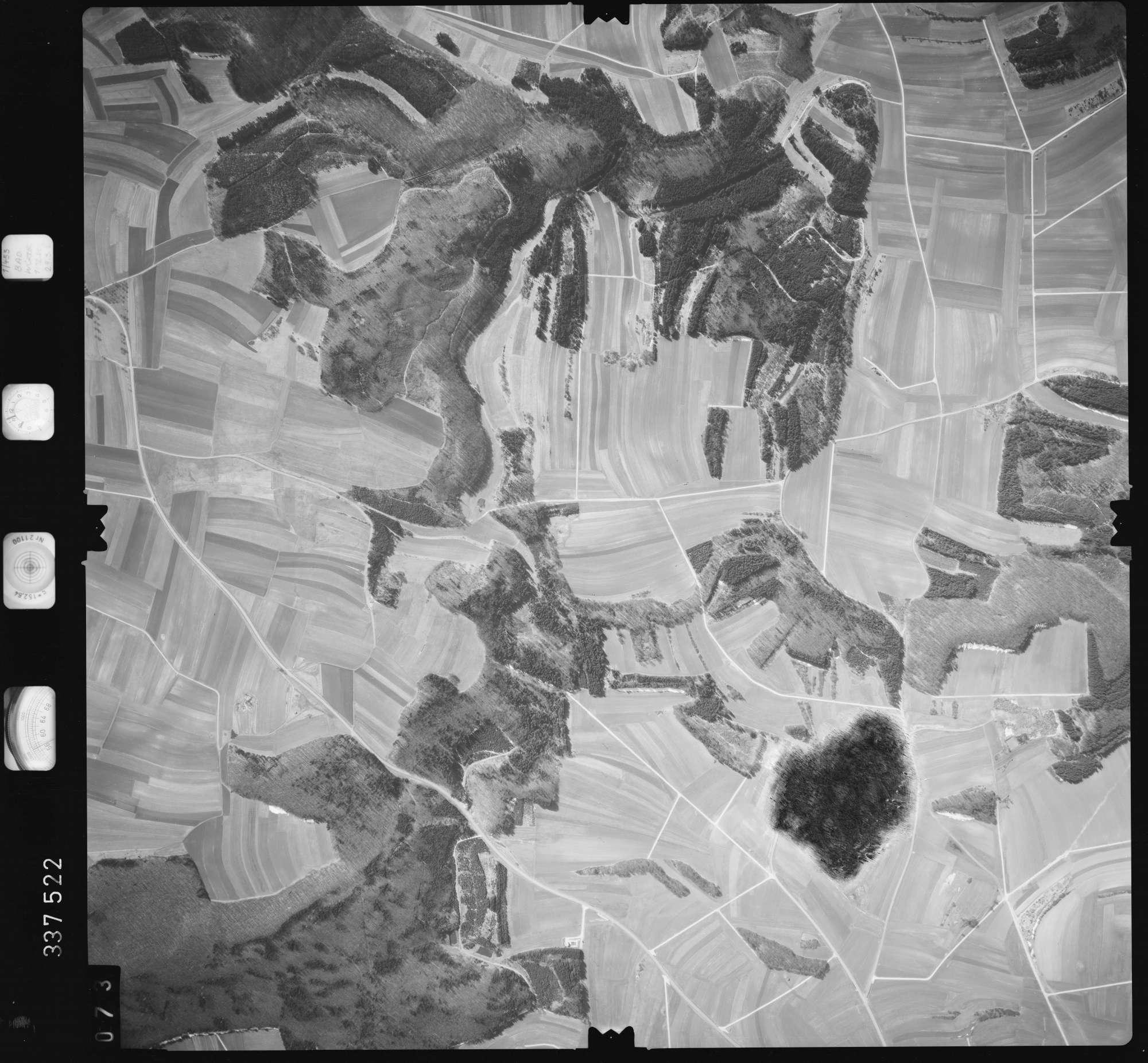 Luftbild: Film 50 Bildnr. 73, Bild 1