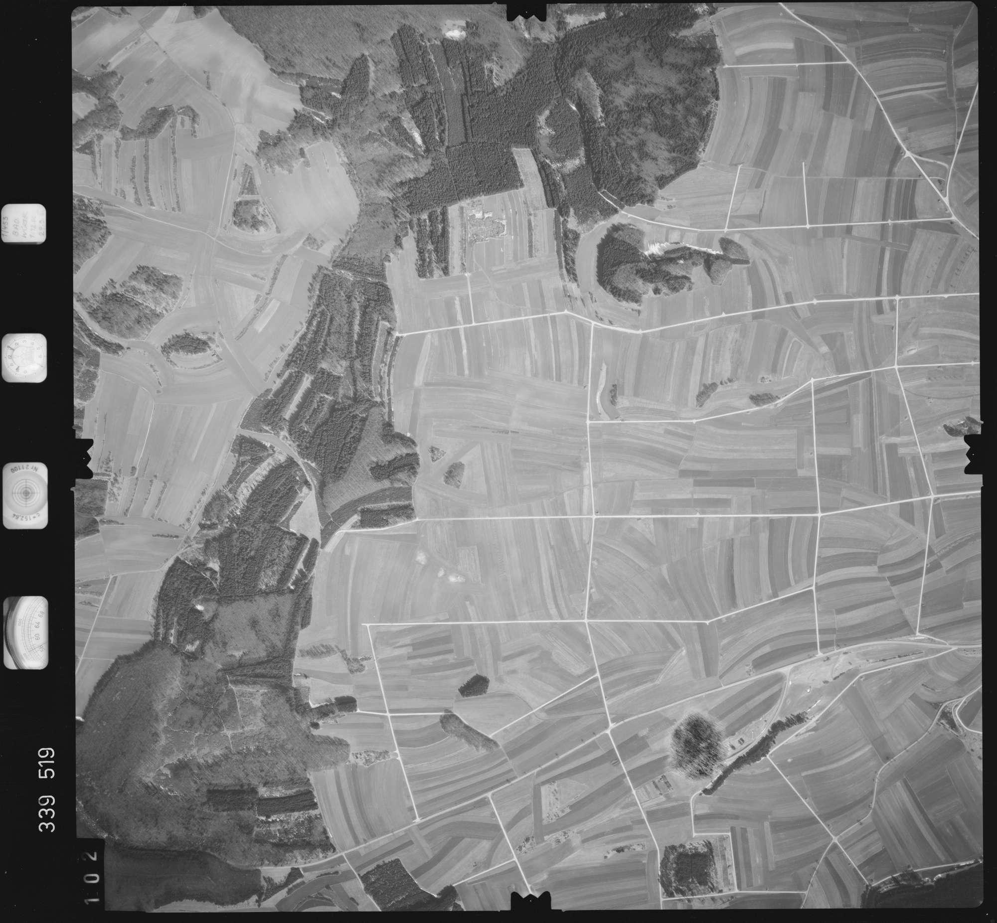 Luftbild: Film 50 Bildnr. 102, Bild 1