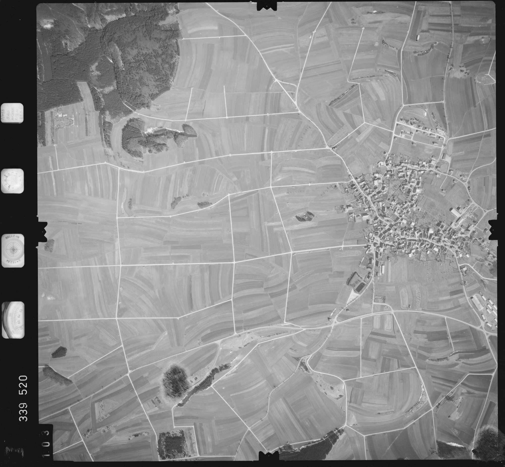Luftbild: Film 50 Bildnr. 103, Bild 1