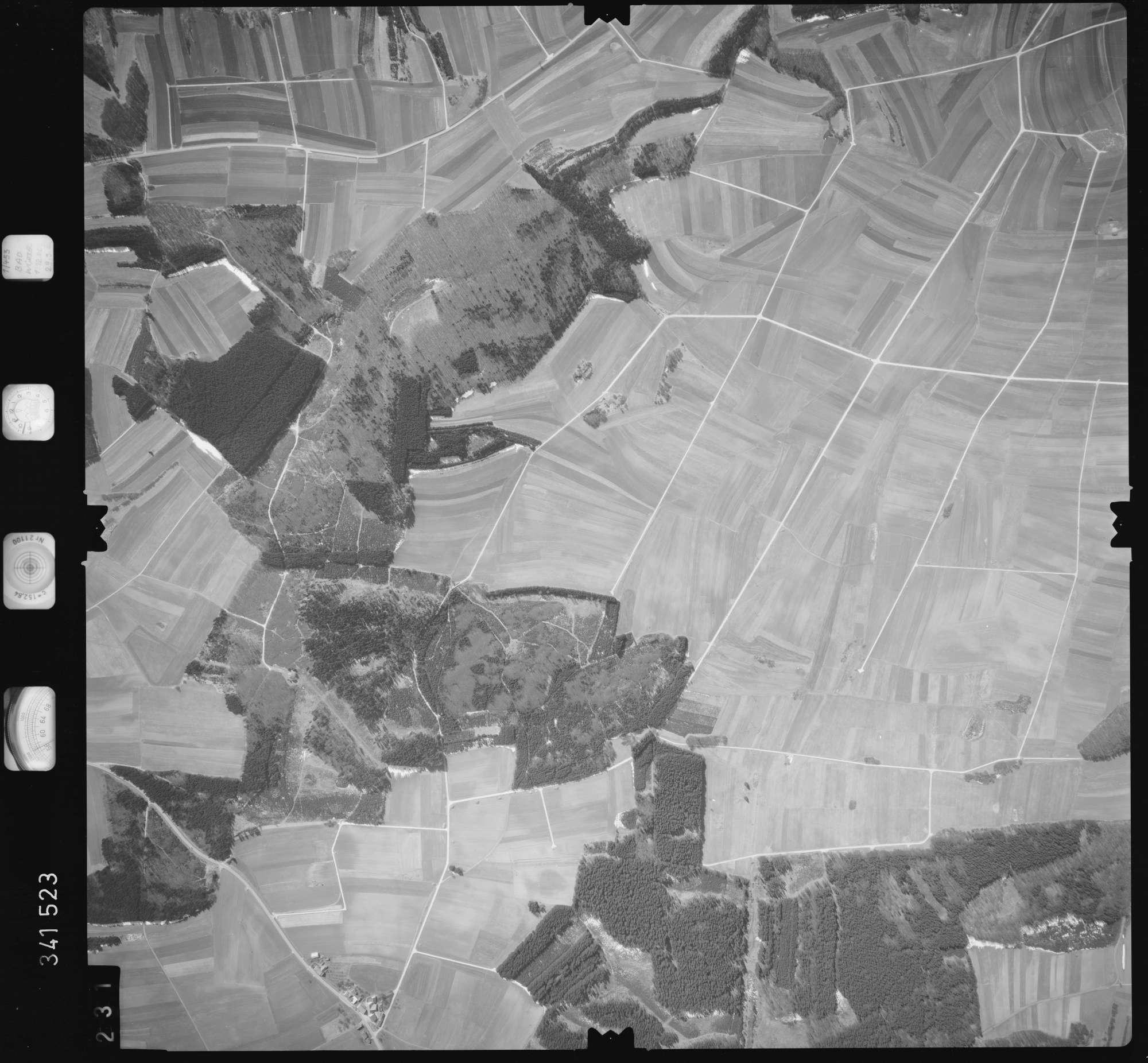 Luftbild: Film 50 Bildnr. 231, Bild 1