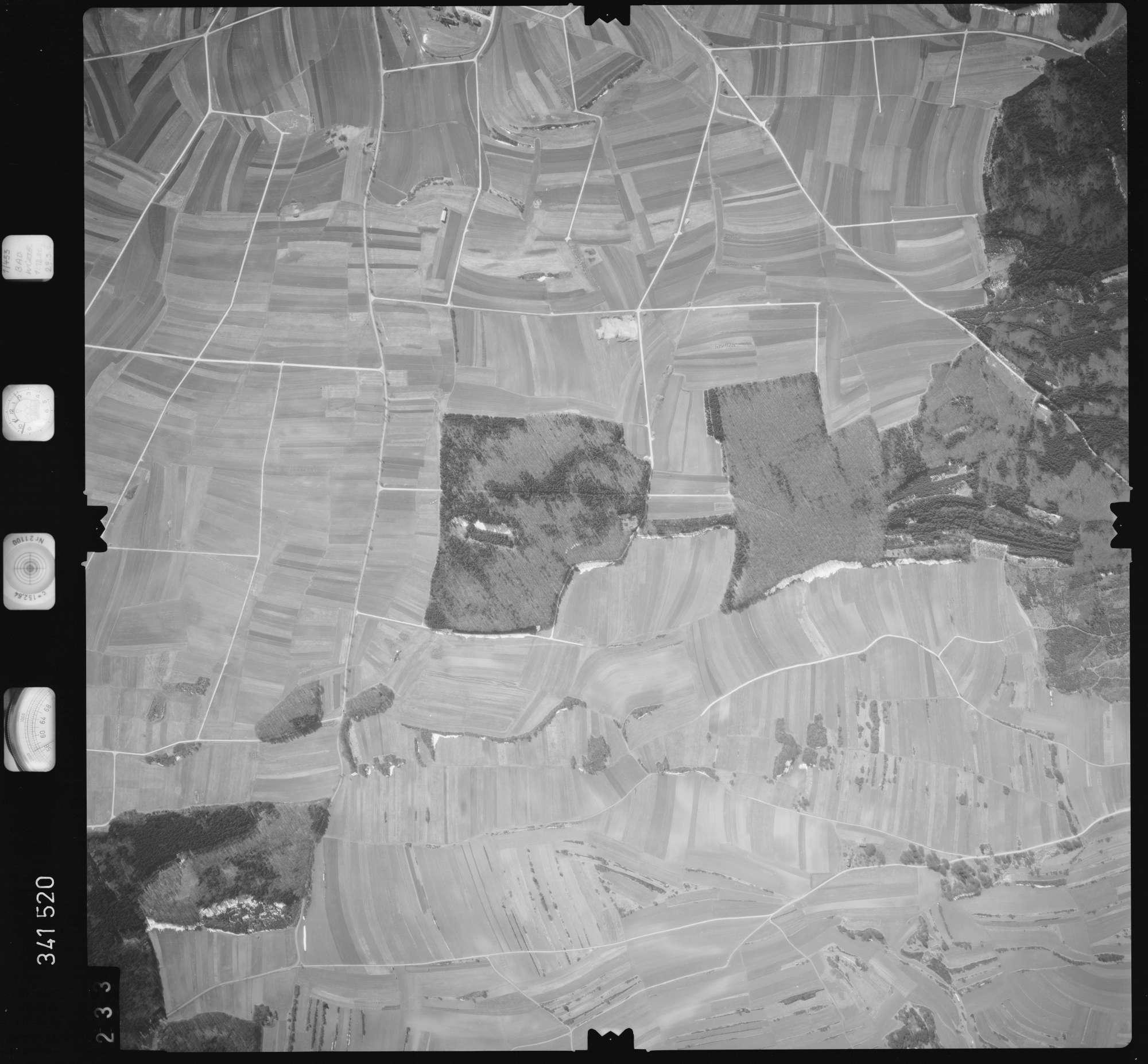 Luftbild: Film 50 Bildnr. 233, Bild 1
