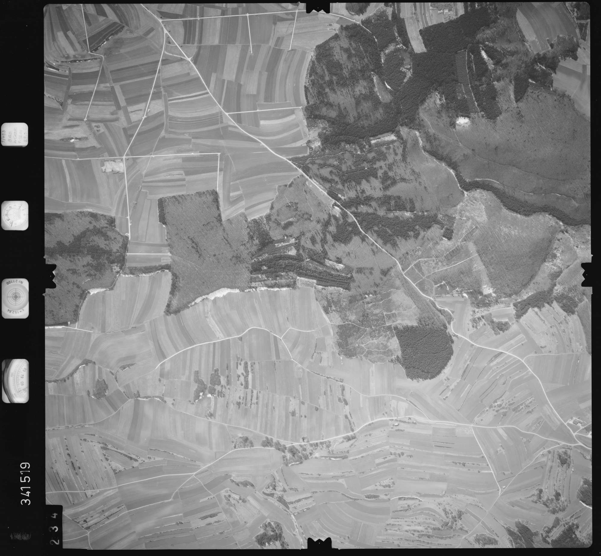 Luftbild: Film 50 Bildnr. 234, Bild 1