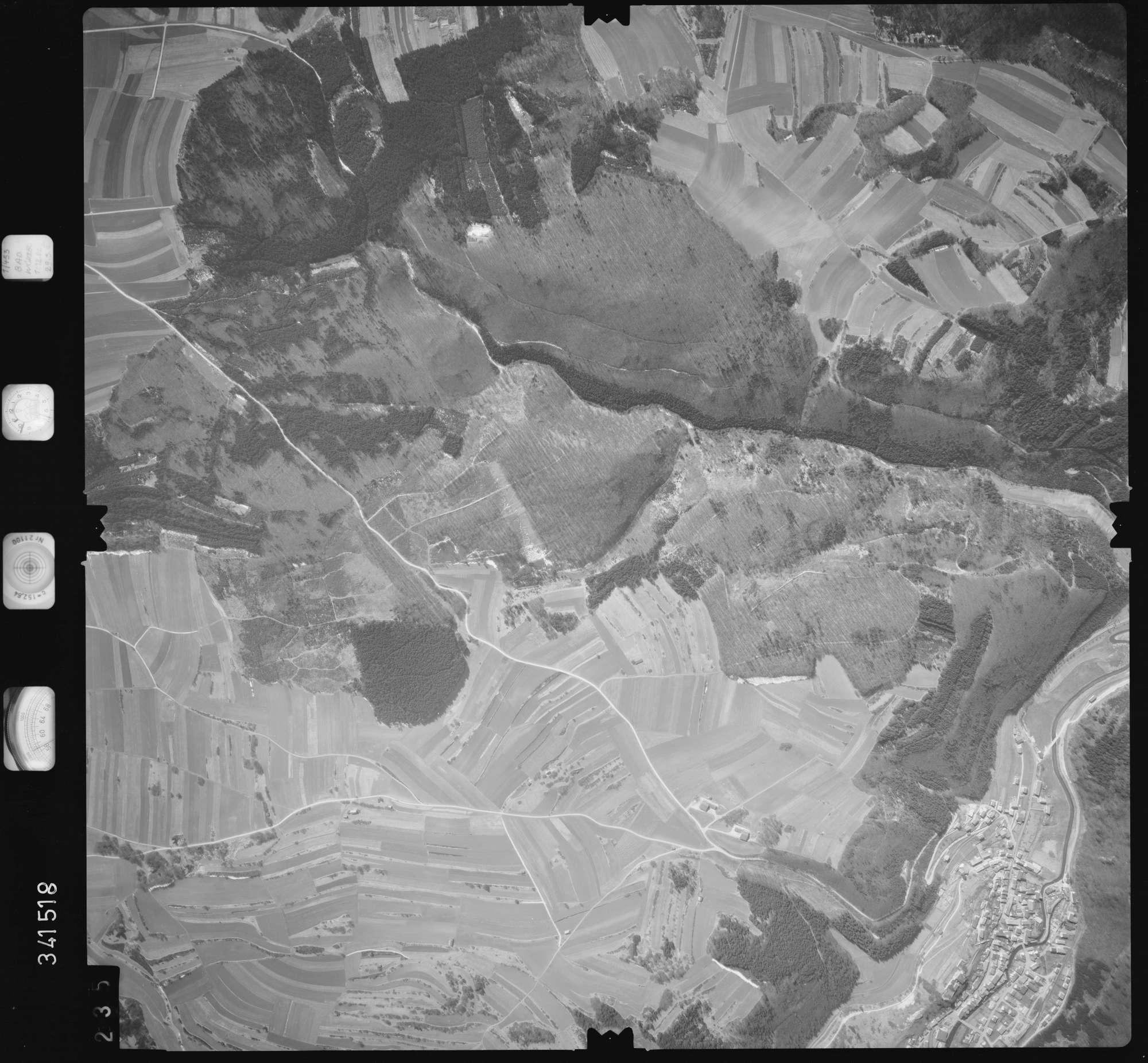 Luftbild: Film 50 Bildnr. 235, Bild 1