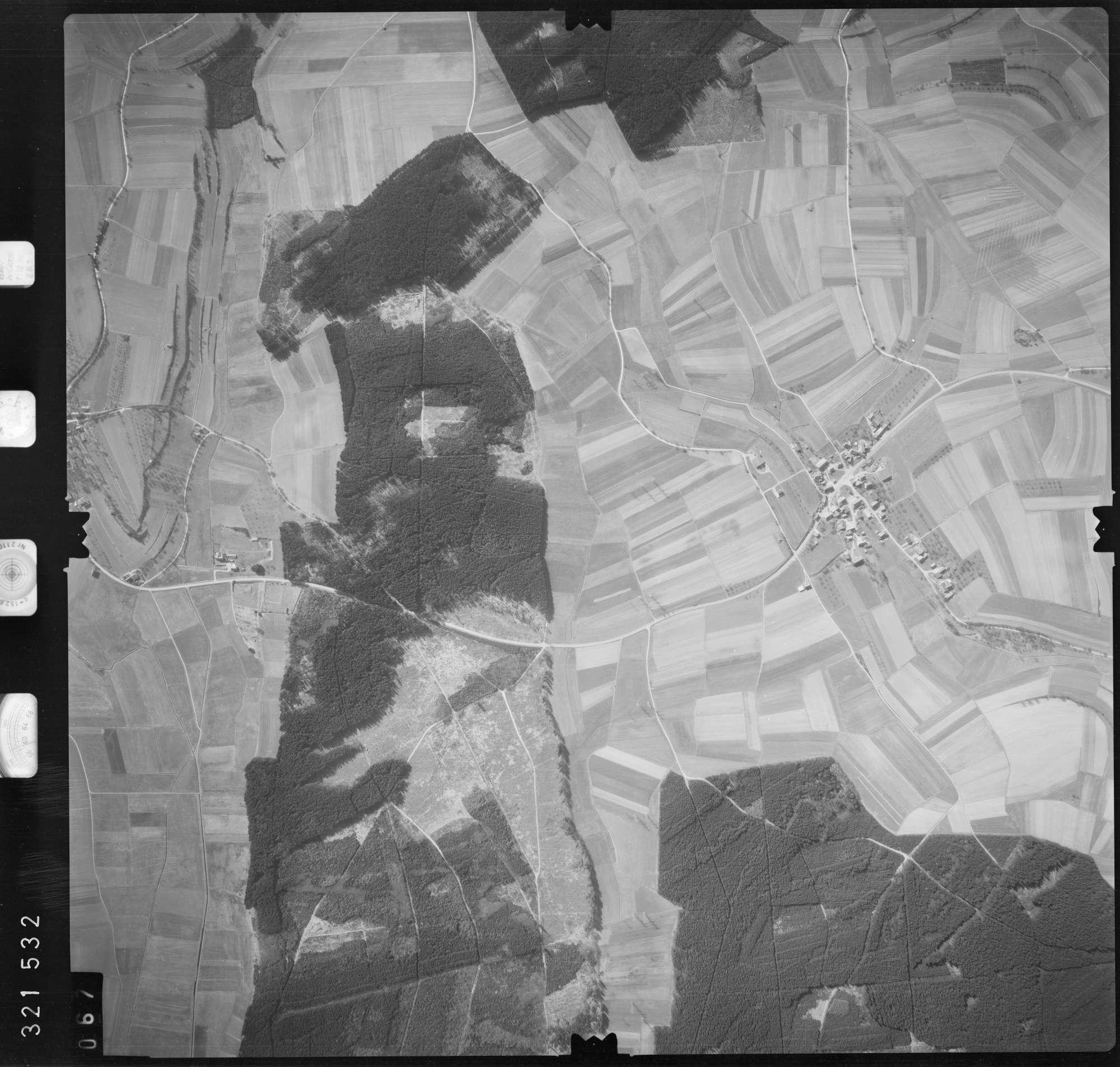 Luftbild: Film 53 Bildnr. 67, Bild 1