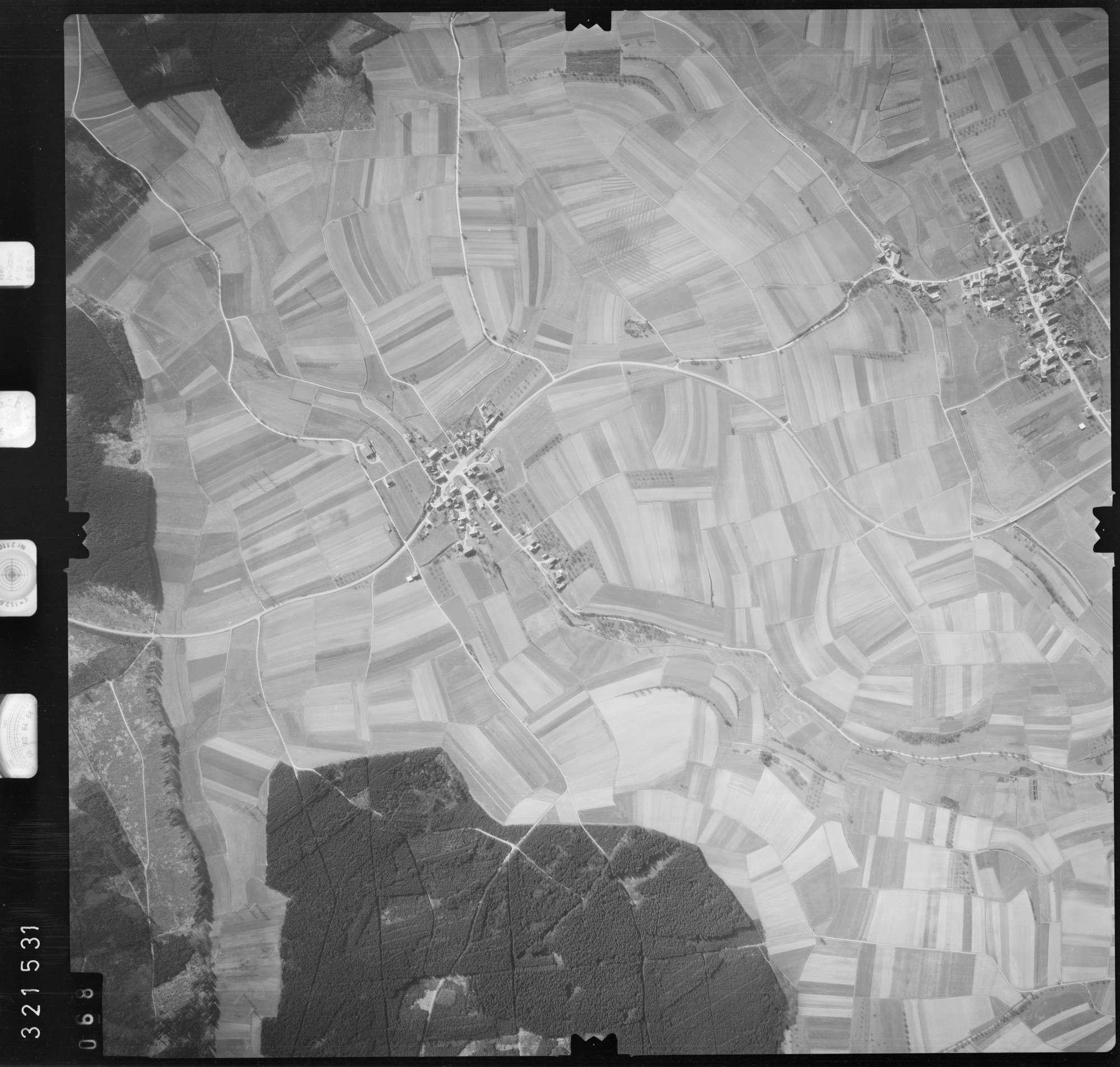 Luftbild: Film 53 Bildnr. 68, Bild 1