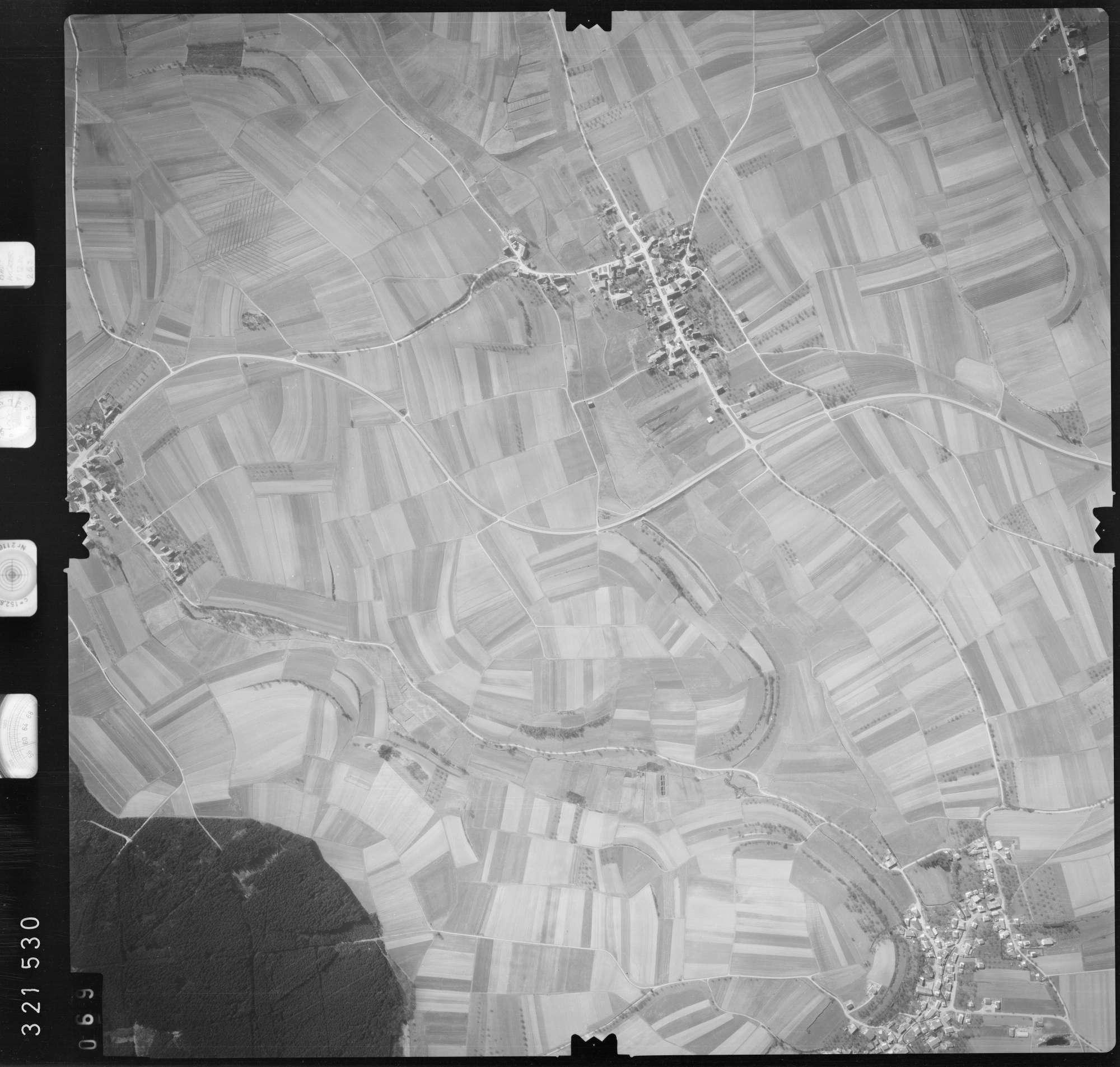 Luftbild: Film 53 Bildnr. 69, Bild 1