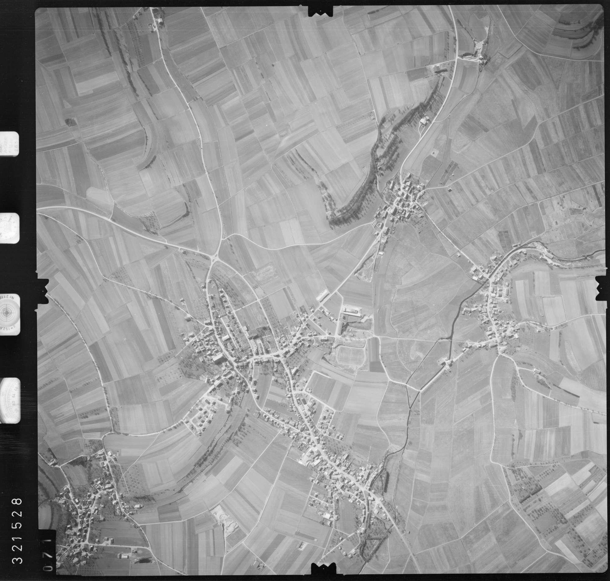 Luftbild: Film 53 Bildnr. 71, Bild 1