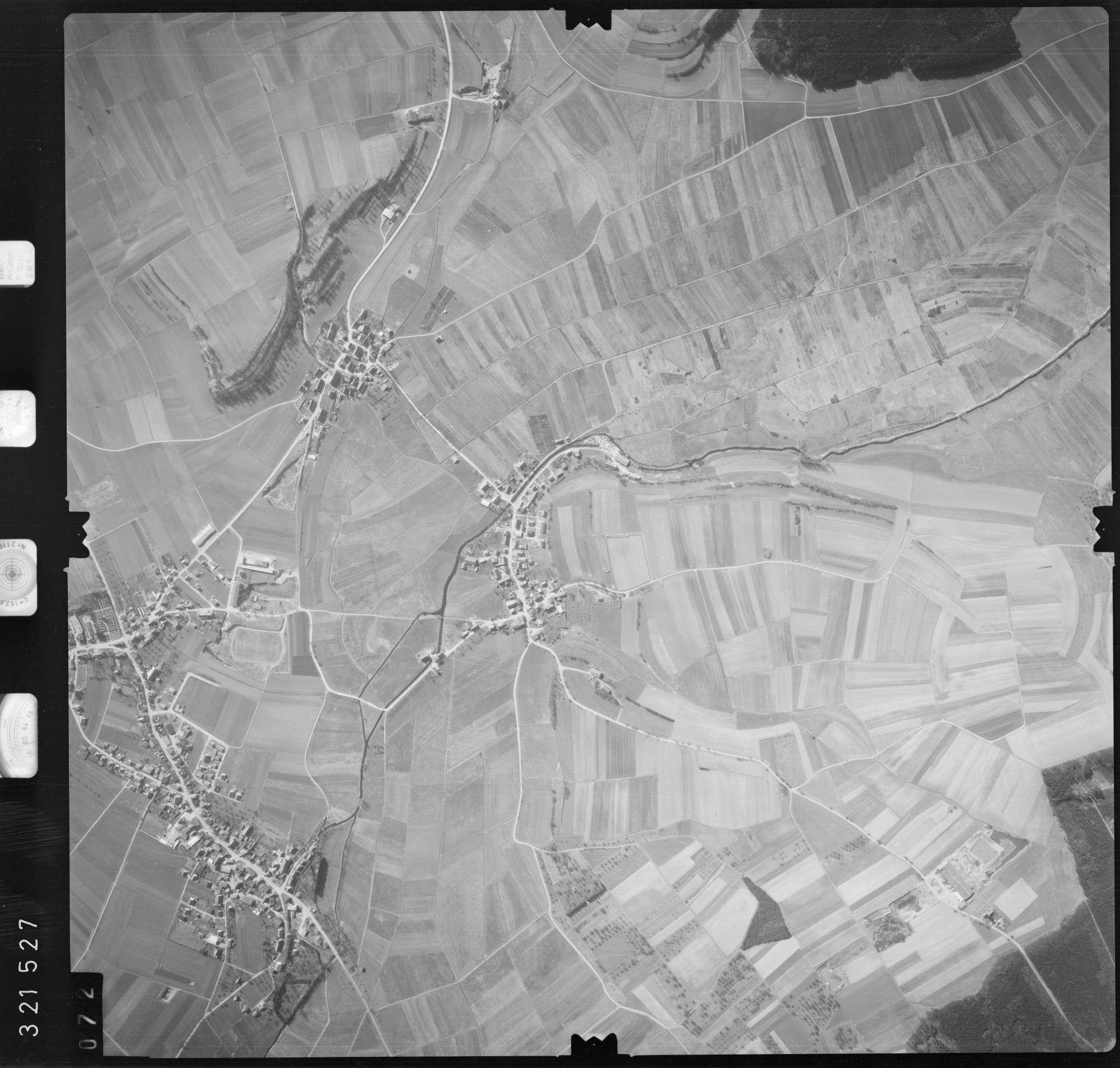 Luftbild: Film 53 Bildnr. 72, Bild 1
