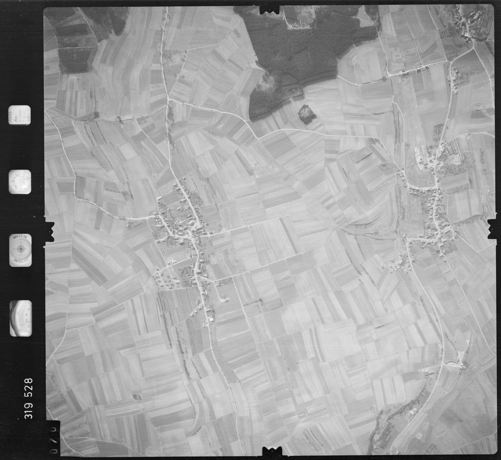 Luftbild: Film 57 Bildnr. 70, Bild 1