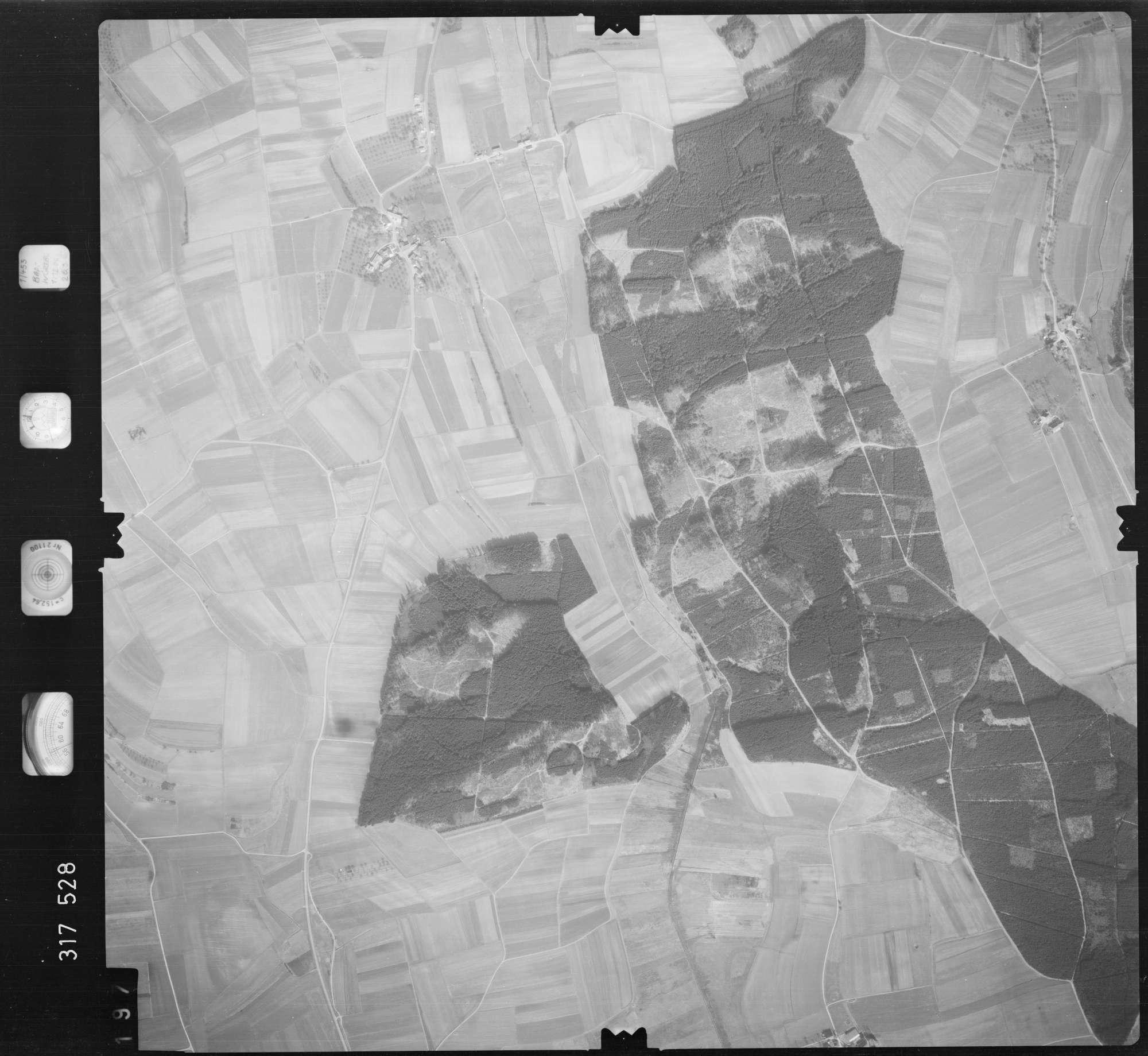 Luftbild: Film 57 Bildnr. 197, Bild 1