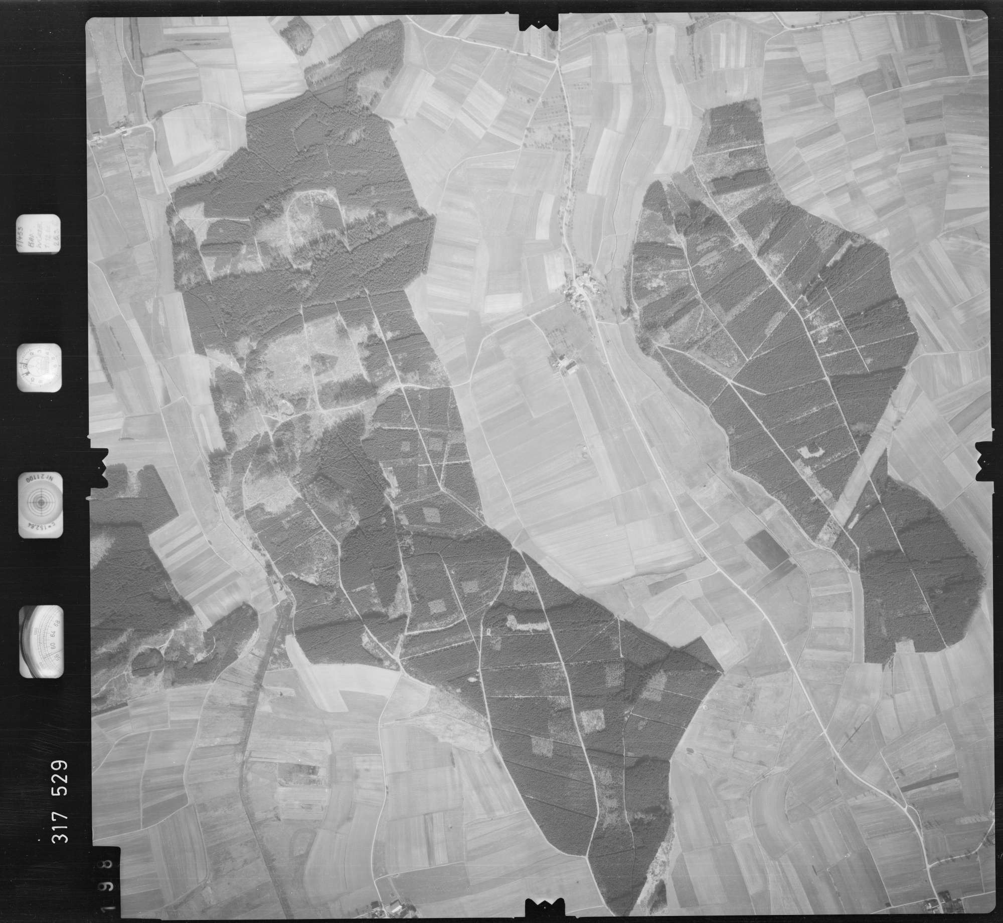 Luftbild: Film 57 Bildnr. 198, Bild 1