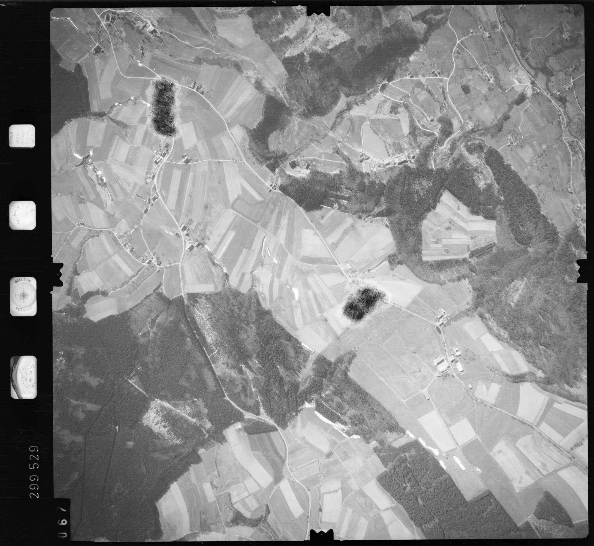 Luftbild: Film 66 Bildnr. 67, Bild 1