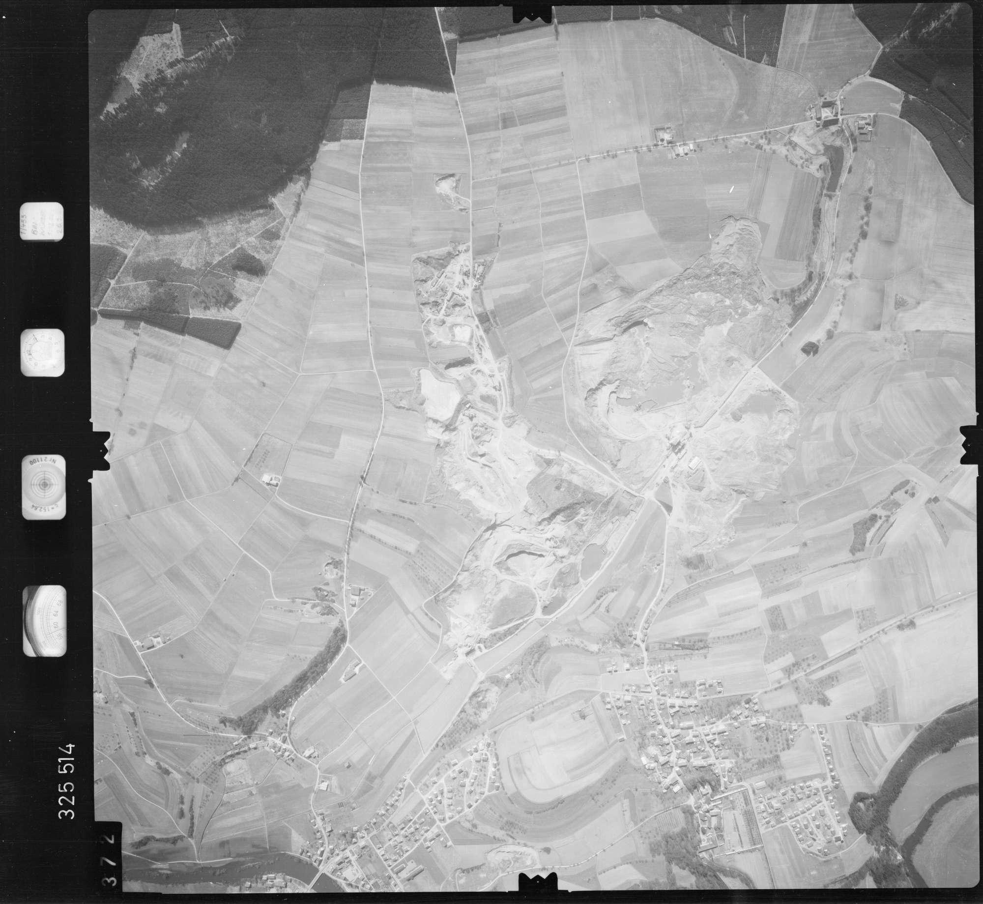 Luftbild: Film 52 Bildnr. 372, Bild 1
