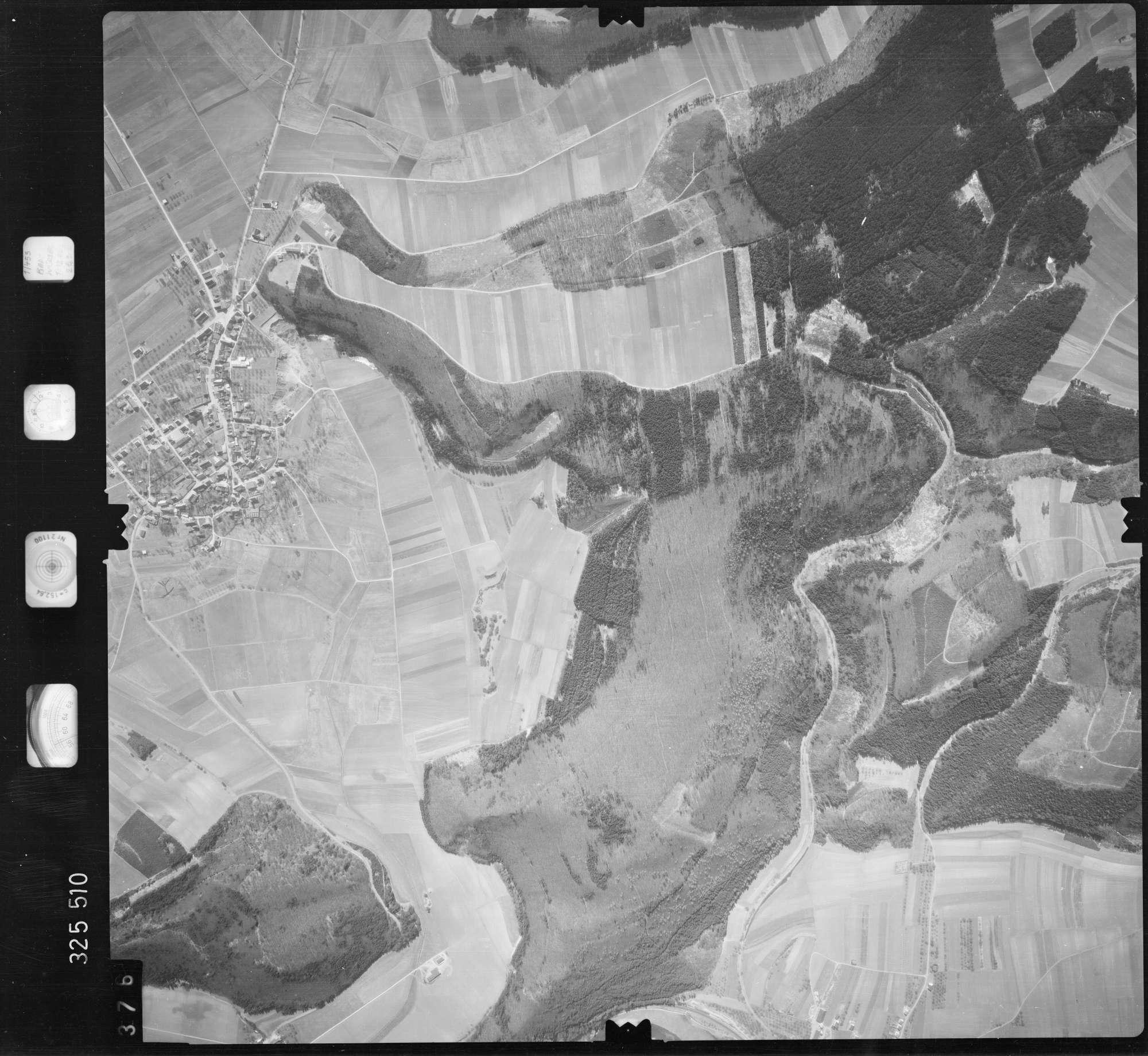 Luftbild: Film 52 Bildnr. 376, Bild 1