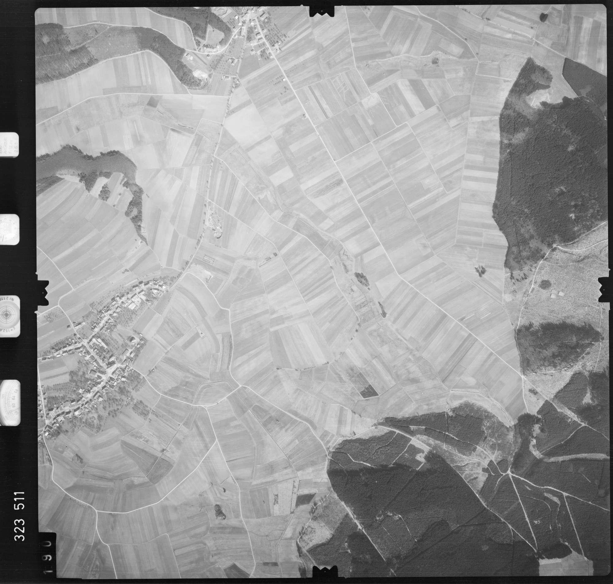 Luftbild: Film 53 Bildnr. 190, Bild 1