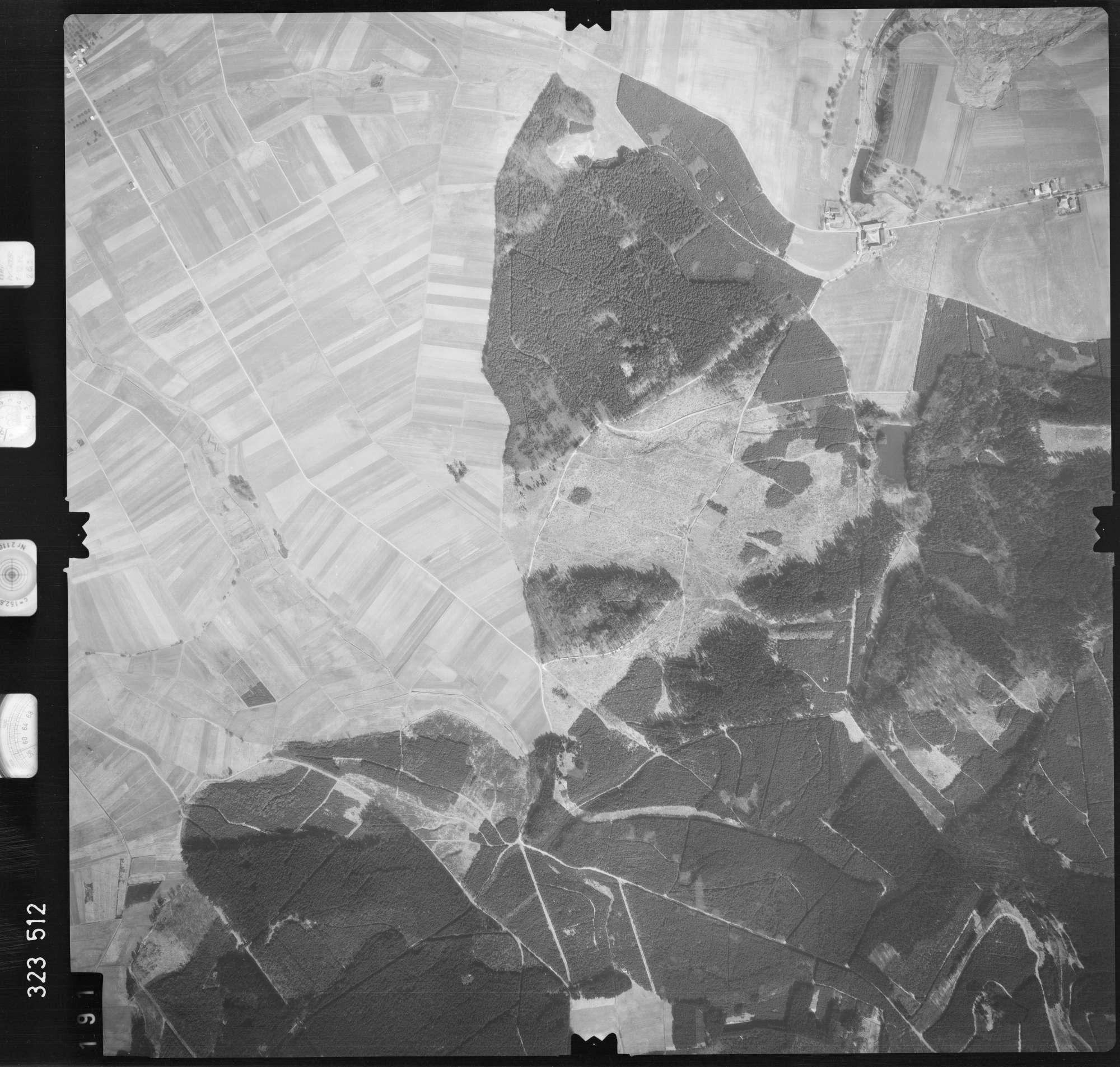 Luftbild: Film 53 Bildnr. 191, Bild 1