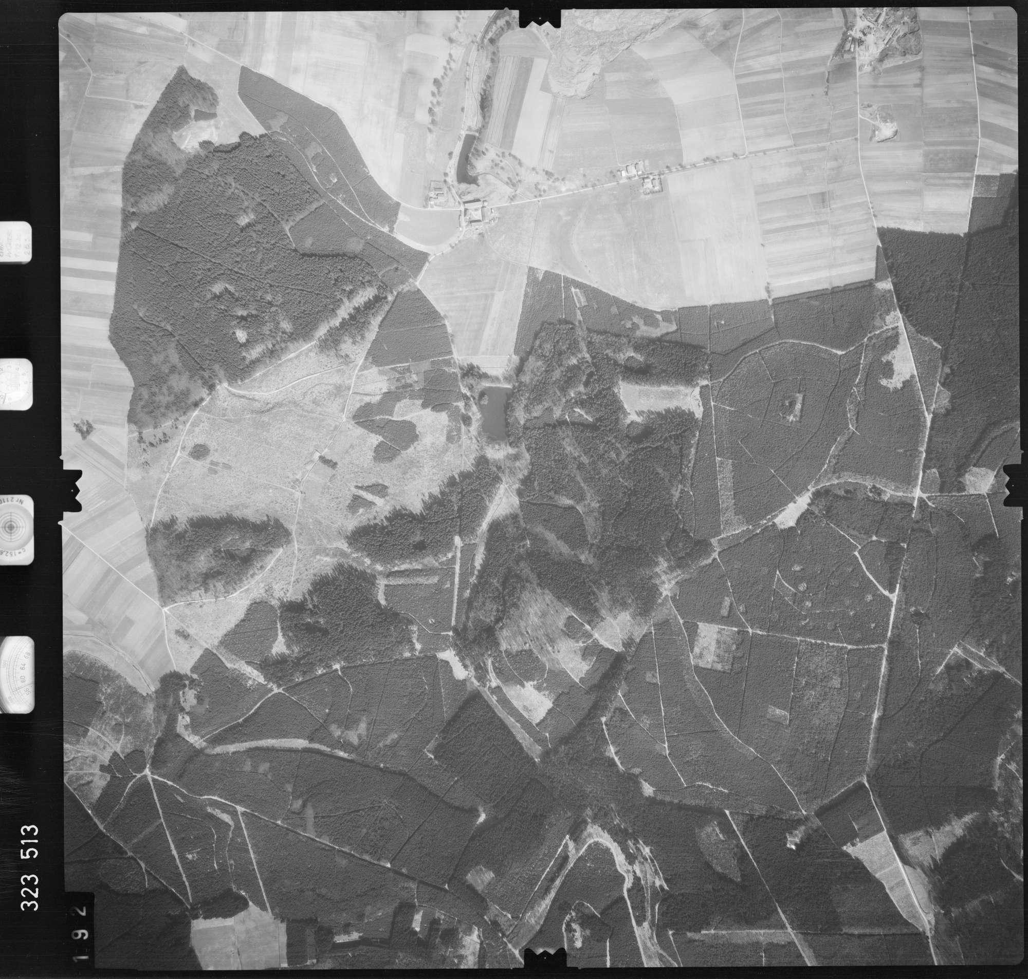 Luftbild: Film 53 Bildnr. 192, Bild 1