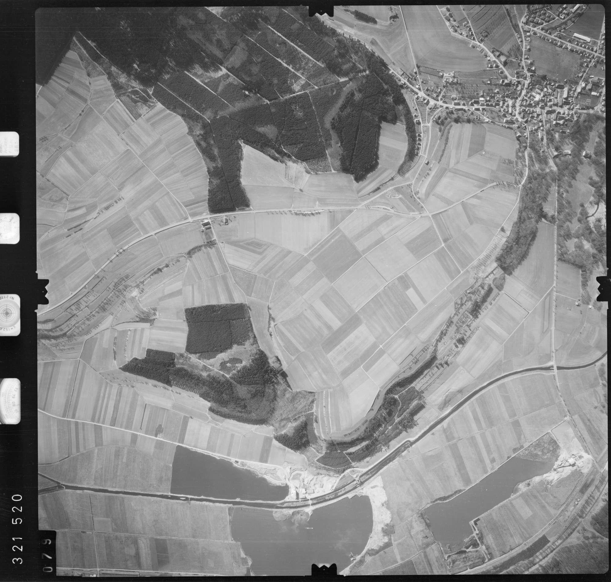Luftbild: Film 53 Bildnr. 79, Bild 1