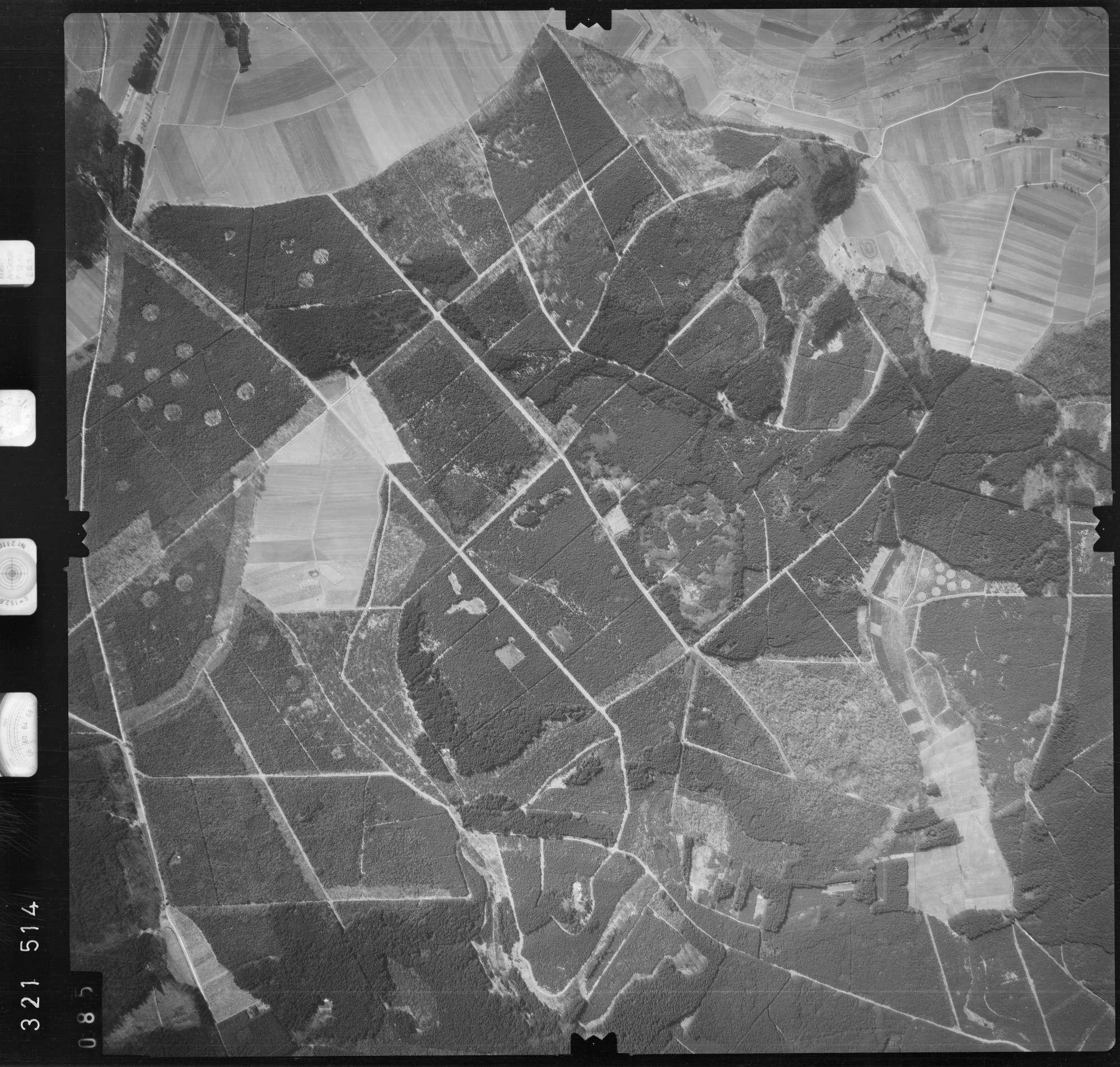 Luftbild: Film 53 Bildnr. 85, Bild 1