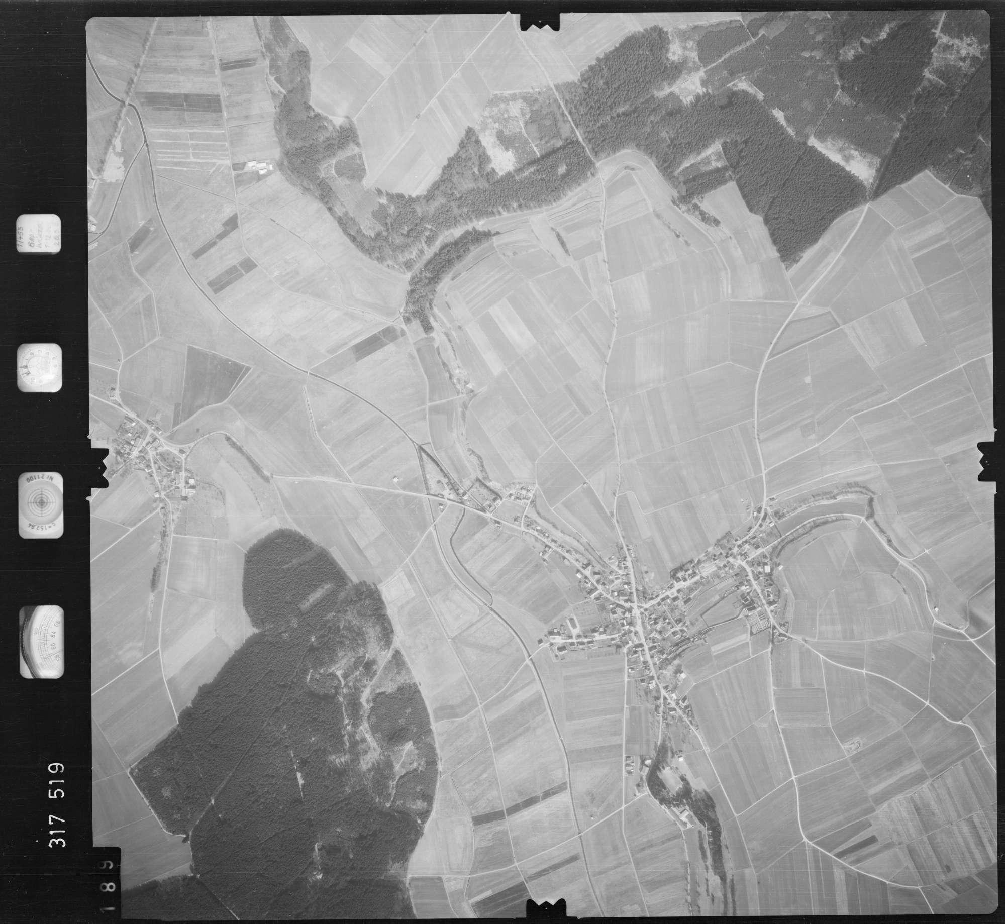 Luftbild: Film 57 Bildnr. 189, Bild 1