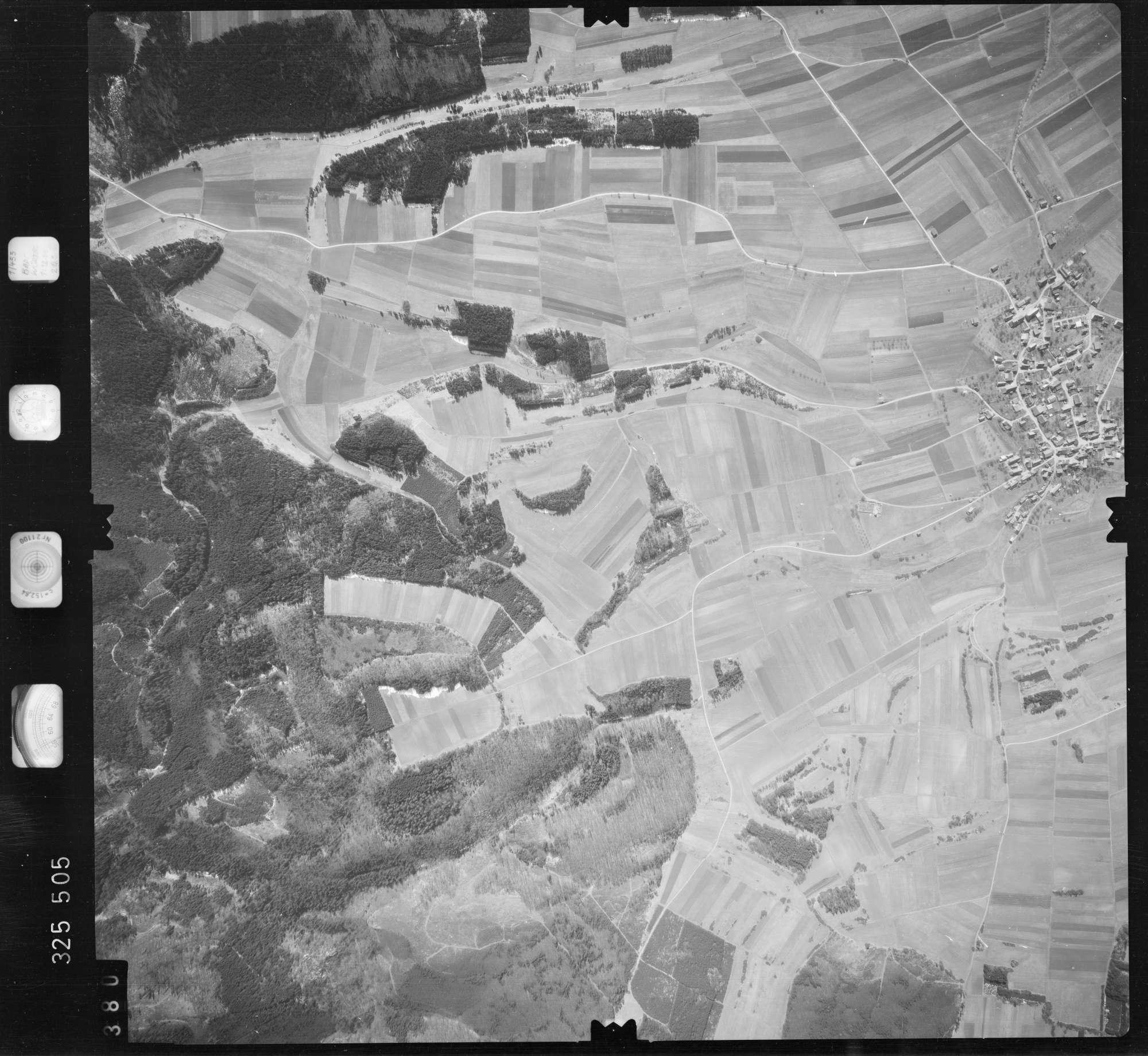 Luftbild: Film 52 Bildnr. 380, Bild 1