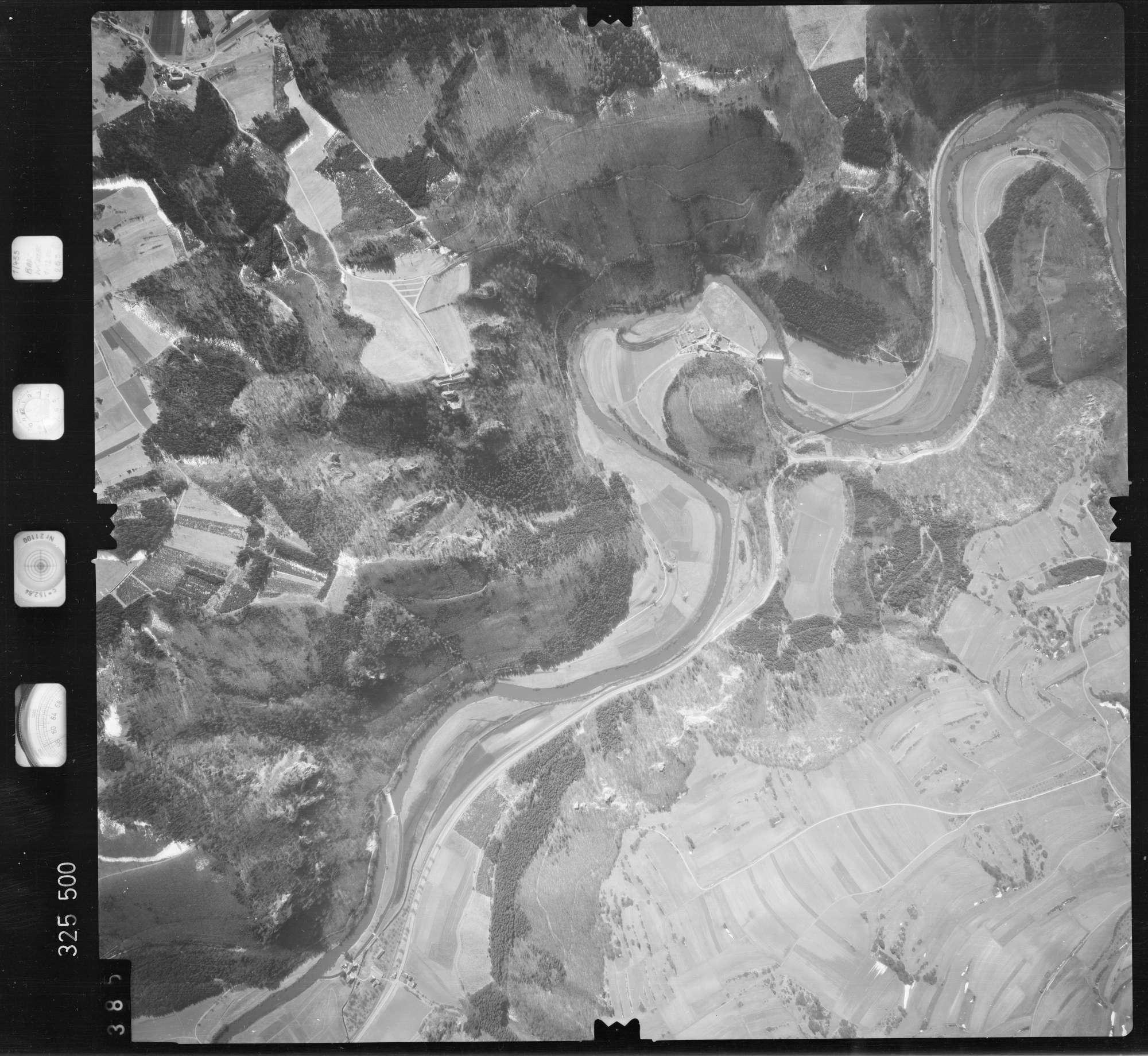 Luftbild: Film 52 Bildnr. 385, Bild 1