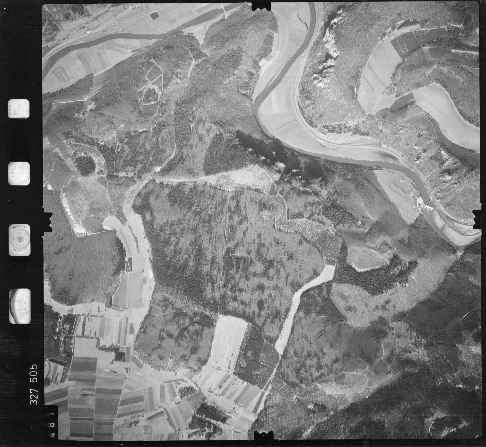 Luftbild: Film 52 Bildnr. 481, Bild 1