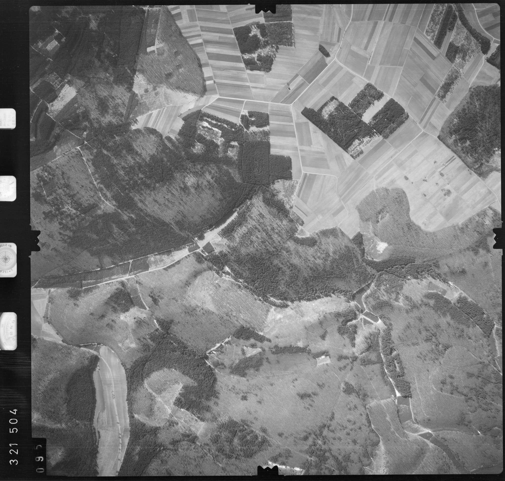 Luftbild: Film 53 Bildnr. 95, Bild 1