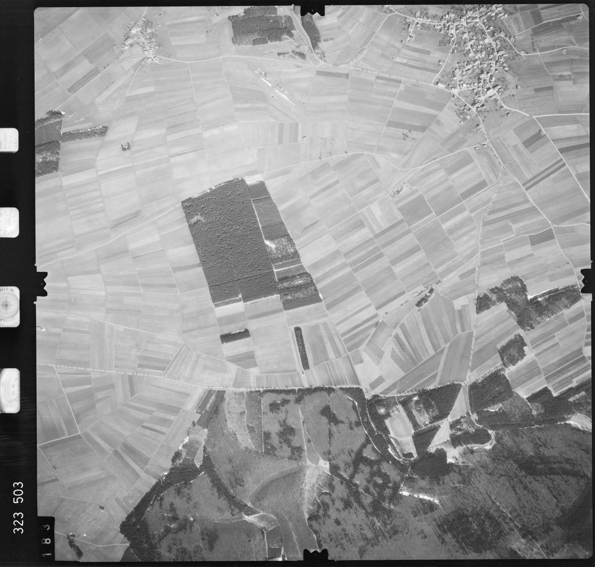Luftbild: Film 53 Bildnr. 183, Bild 1