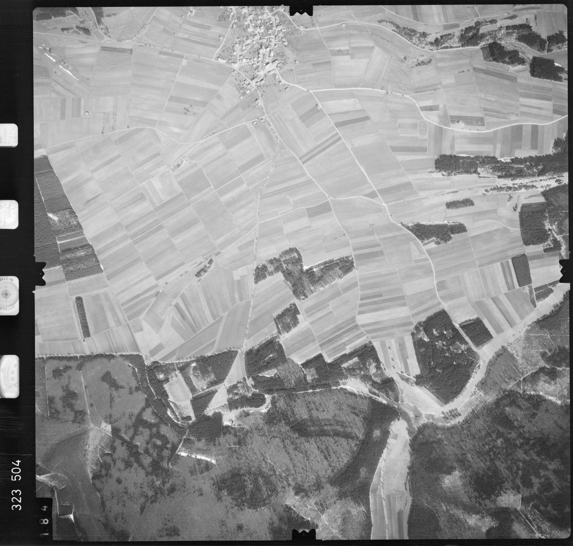 Luftbild: Film 53 Bildnr. 184, Bild 1