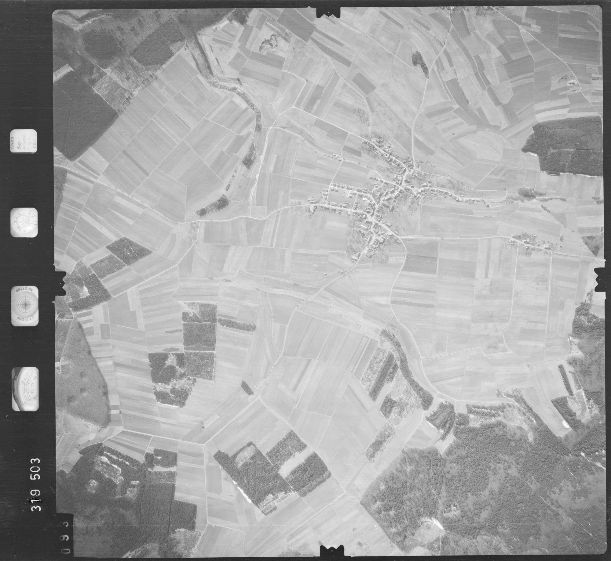 Luftbild: Film 57 Bildnr. 93, Bild 1