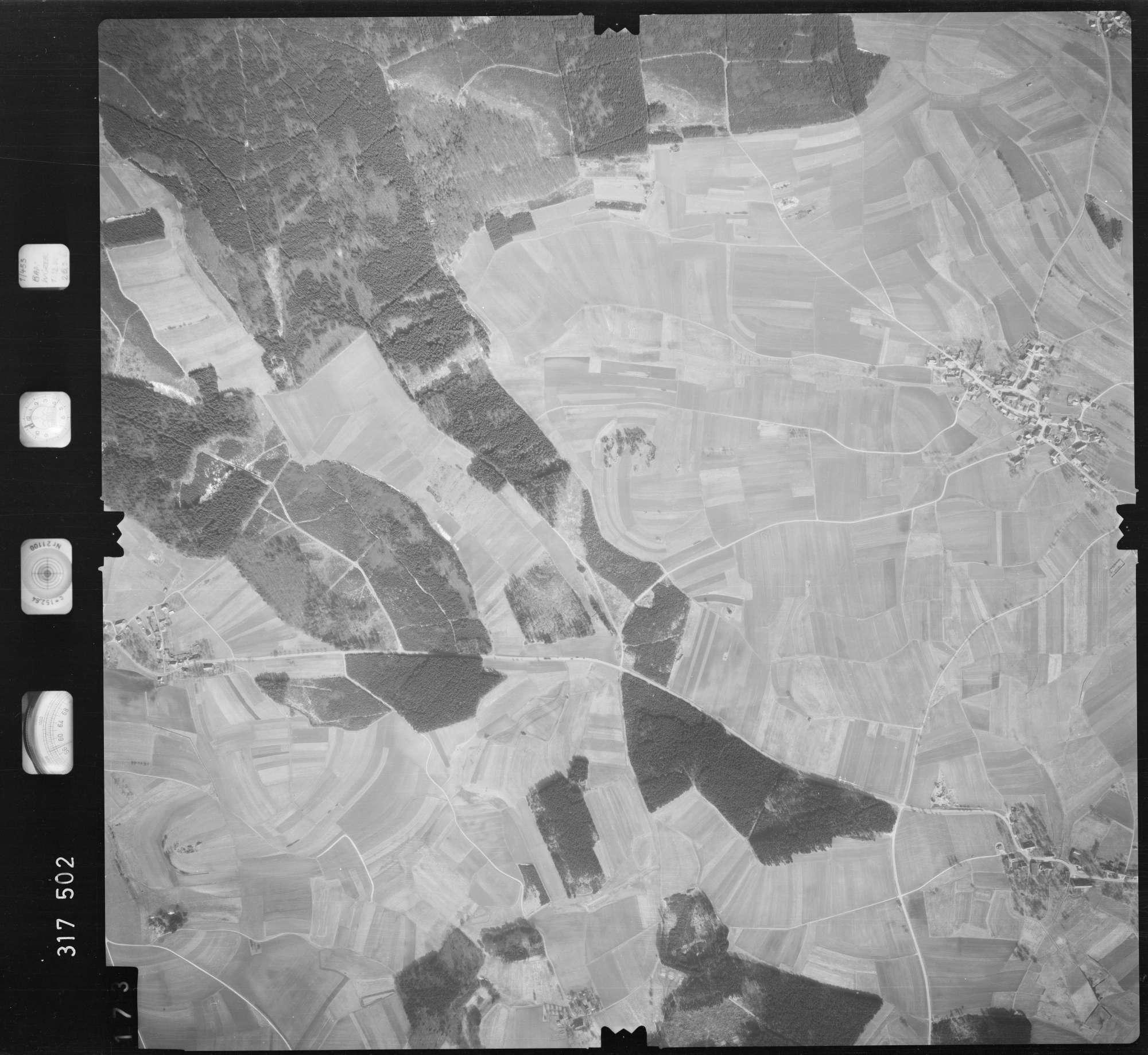 Luftbild: Film 57 Bildnr. 173, Bild 1