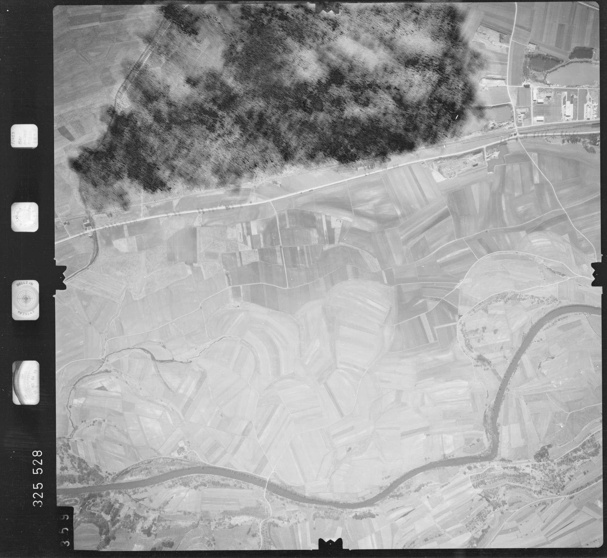 Luftbild: Film 52 Bildnr. 359, Bild 1