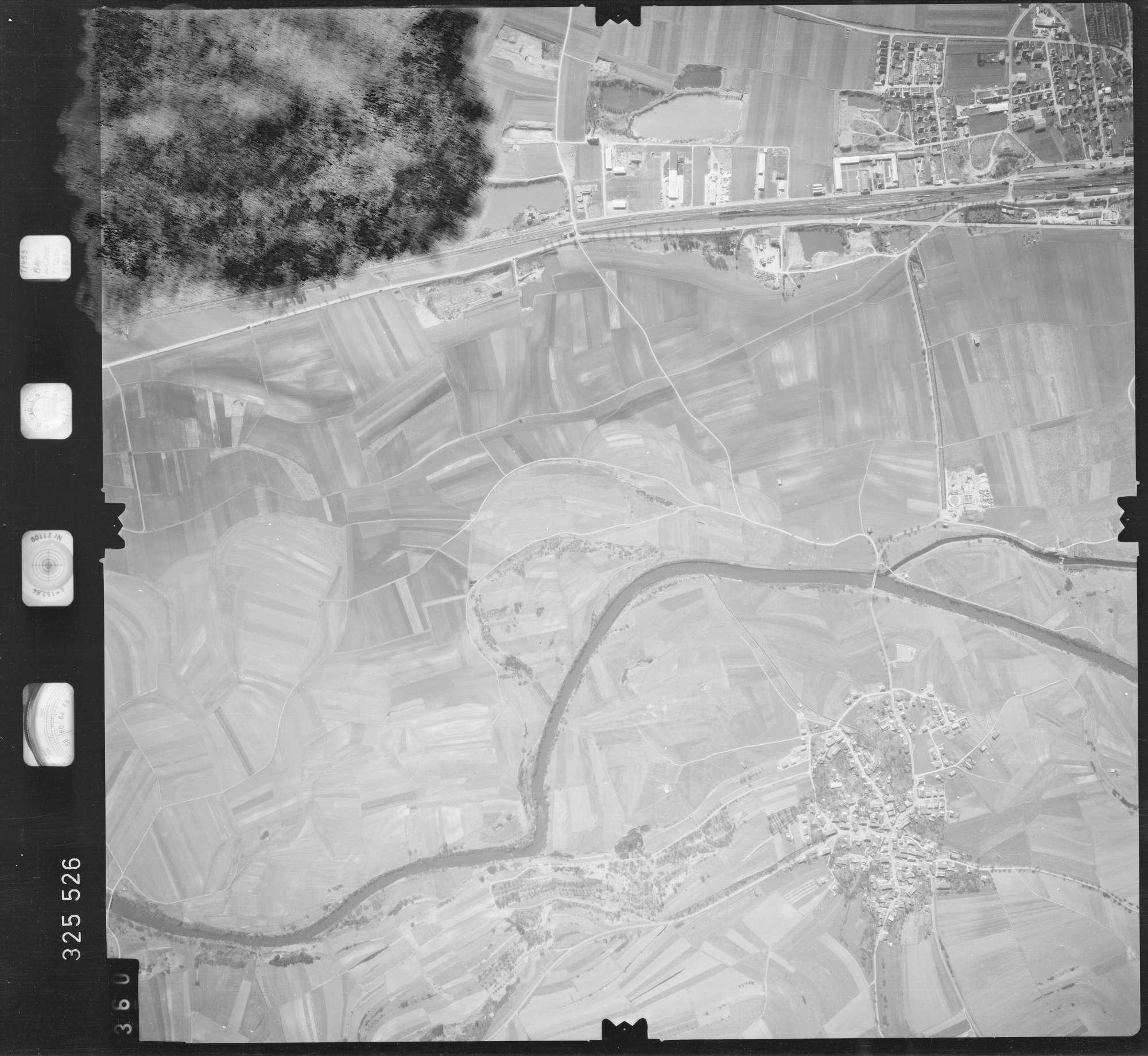 Luftbild: Film 52 Bildnr. 360, Bild 1